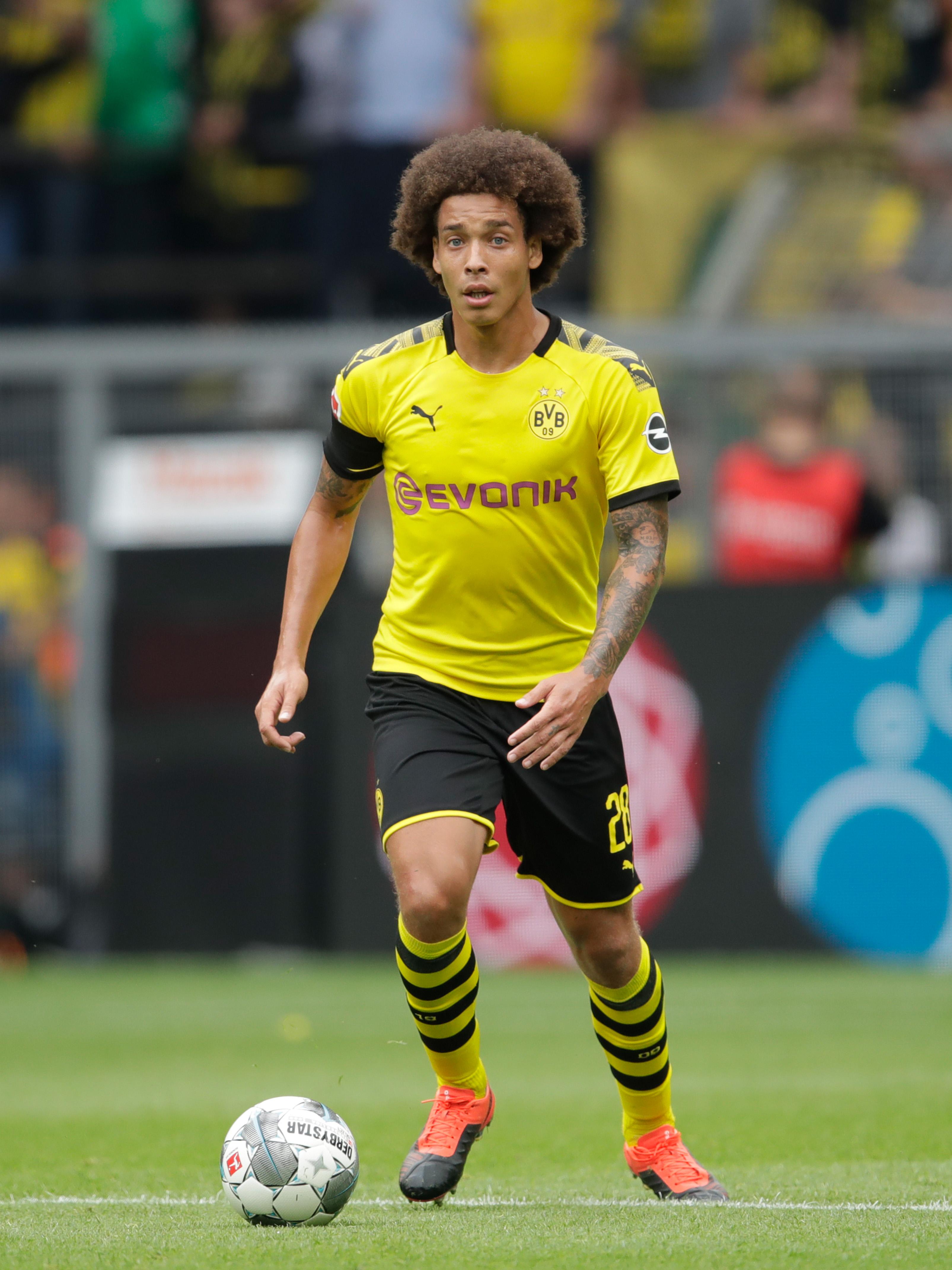 Borussia Dortmund v FC Augsburg - German Bundesliga