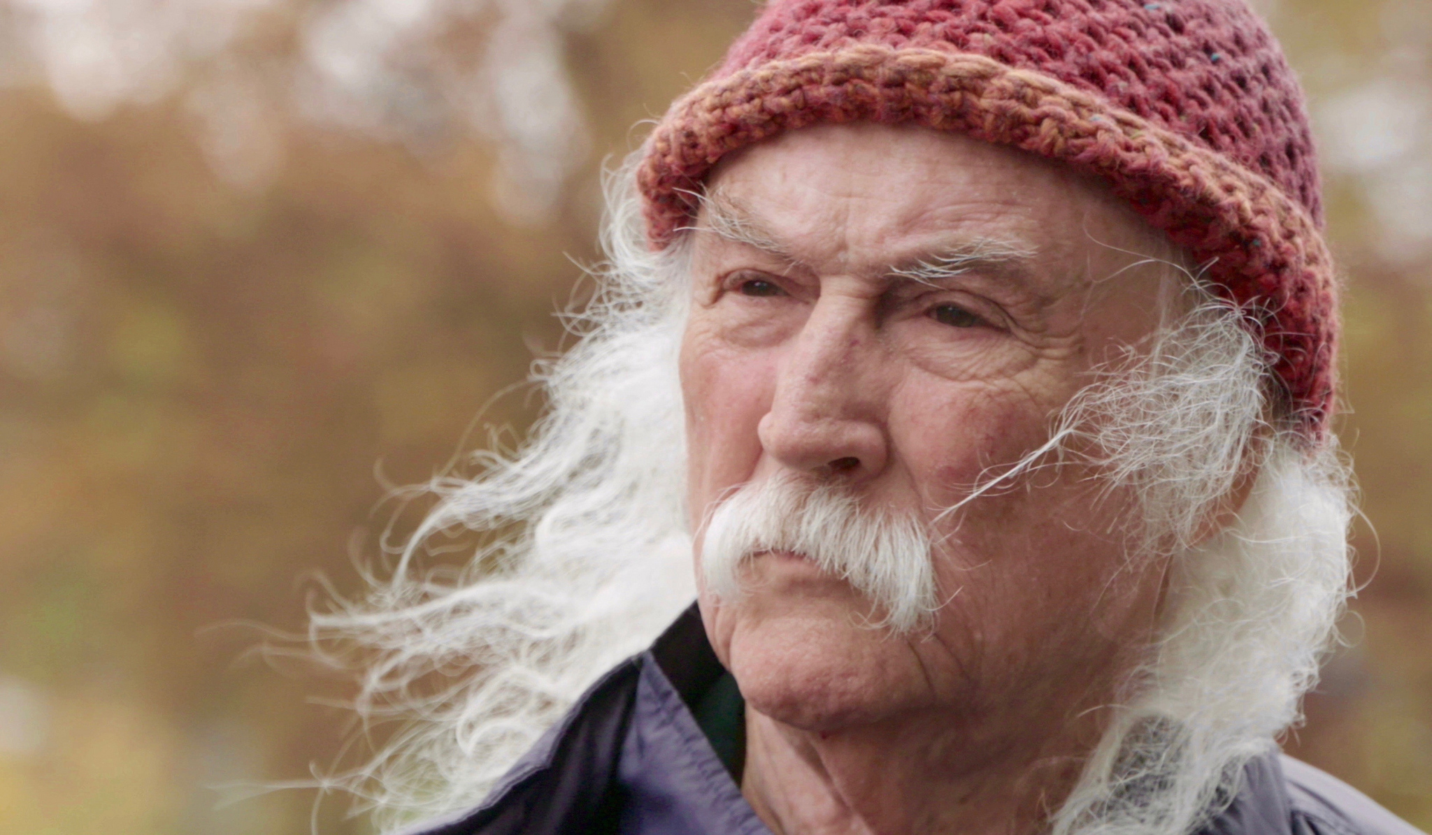"""David Crosby appears in """"David Crosby: Remember My Name"""" by A.J. Eaton, an official selection of the U.S. Documentary Competition at the 2019 Sundance Film Festival."""