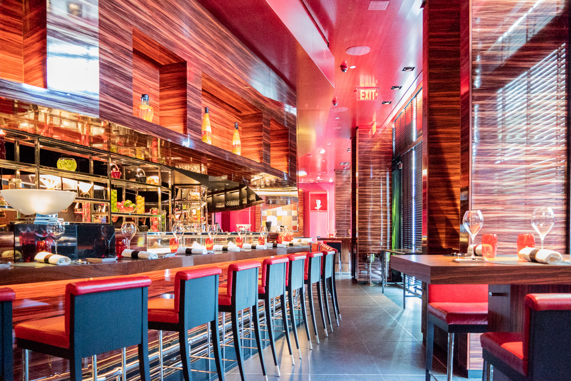 Fine Dining Showstopper L'Atelier de Joël Robuchon Debuts in the Design District