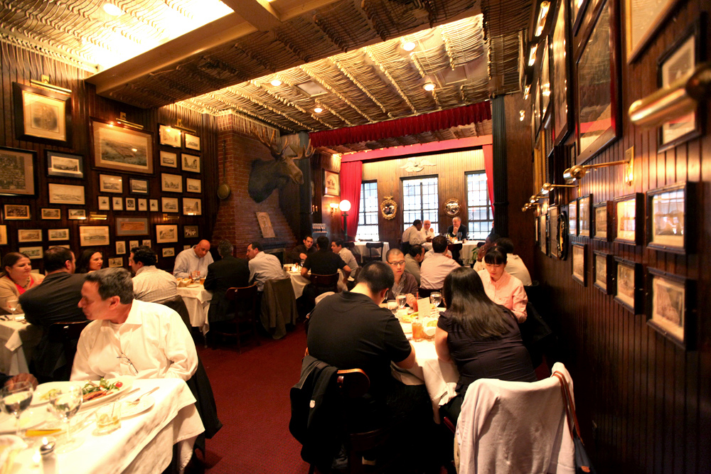 Historic Keens Steakhouse, an Icon of Old New York, Is Removing Racist Images from Its Walls