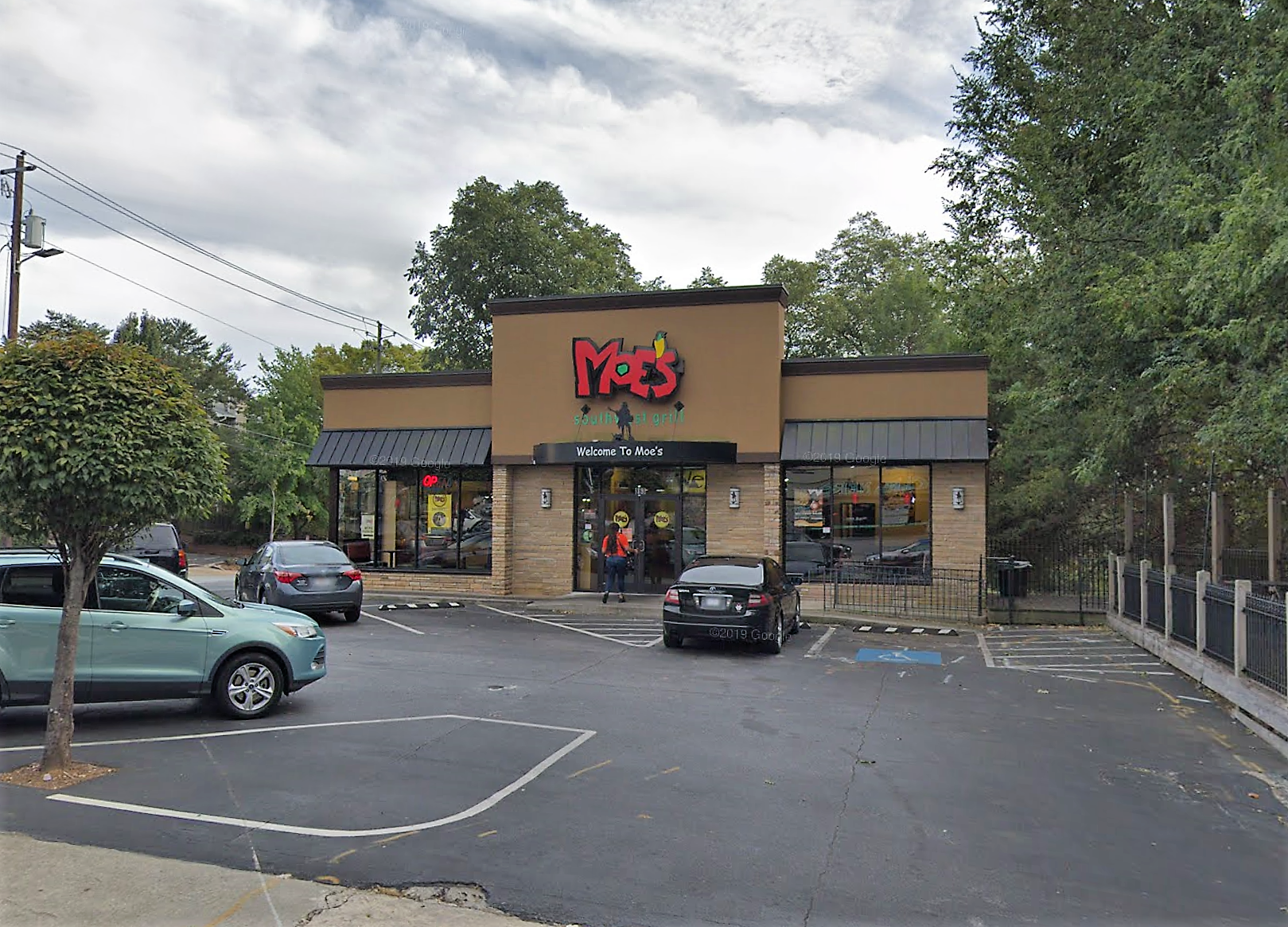 Up the street from Ponce City Market, Moe's restaurant could be razed for condo project
