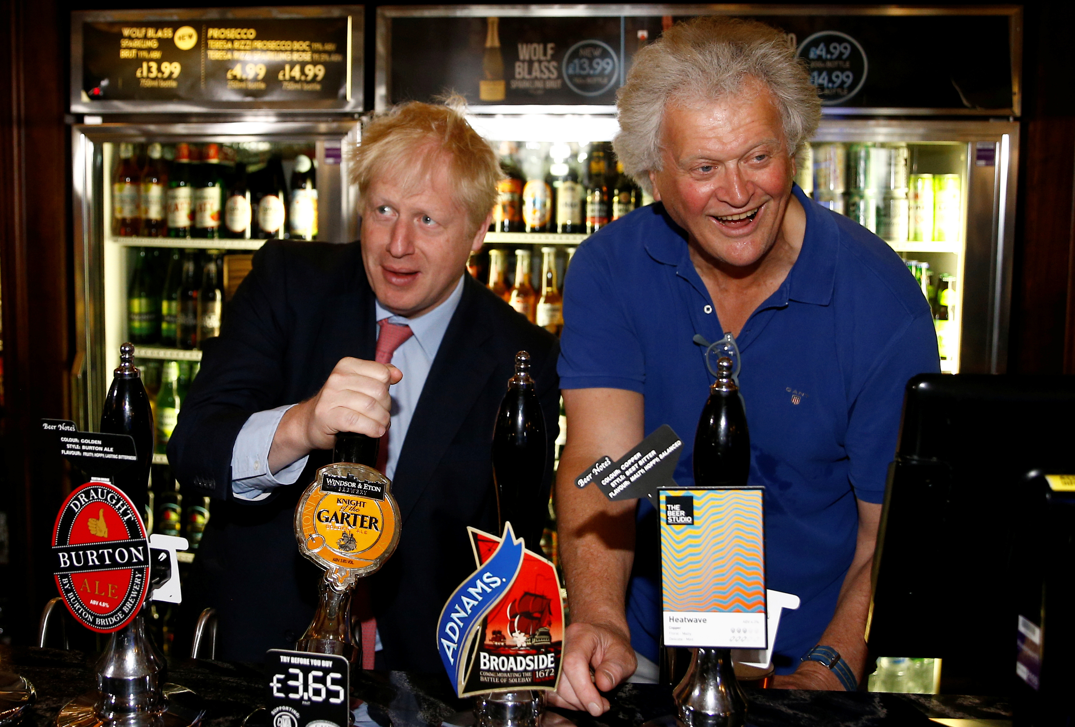 Pub Juggernaut Wetherspoons Launches Another PR Bid With No Basis in Fact