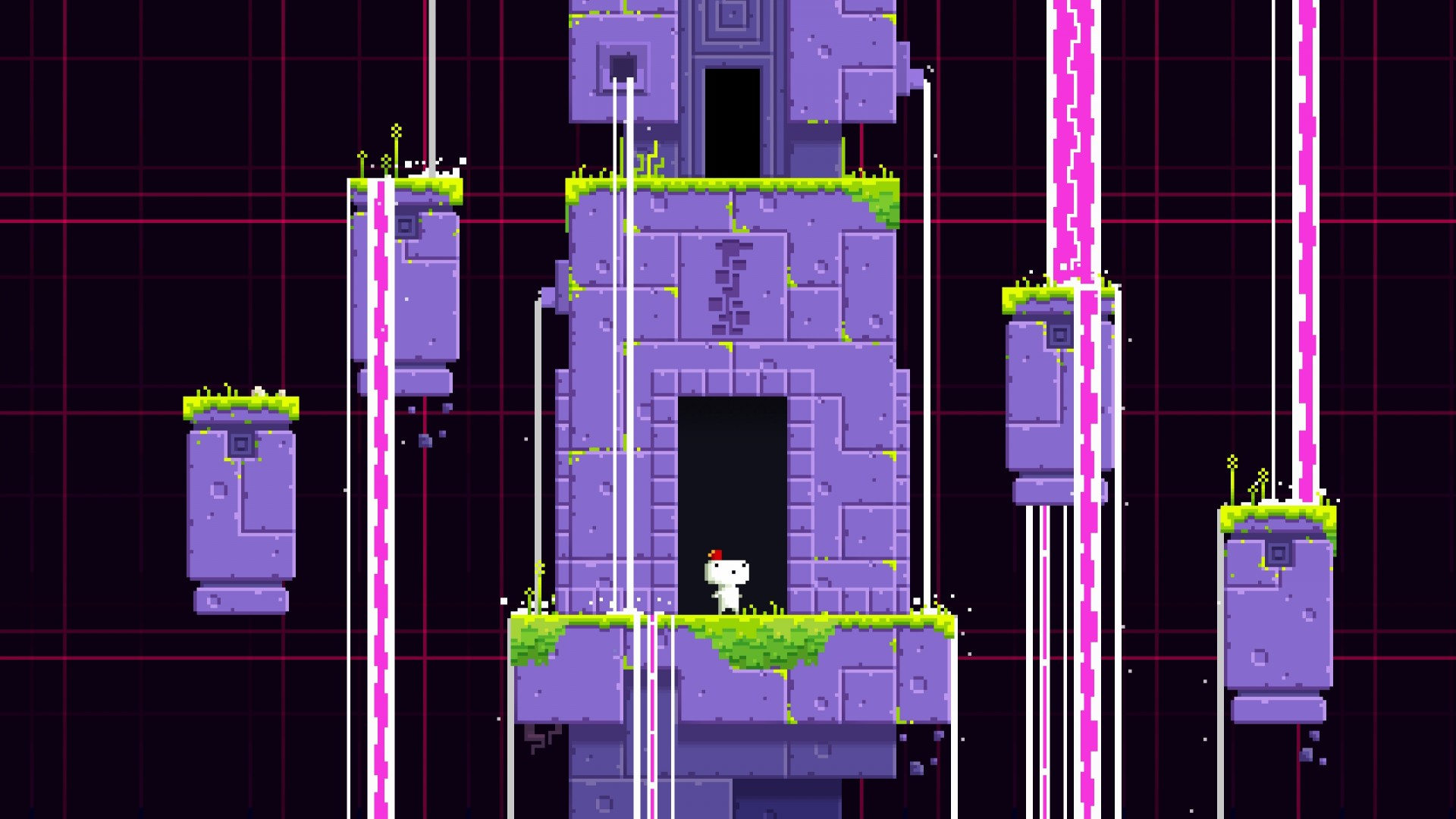Delightfully obtuse puzzle-platformer Fez is free at the Epic Games Store