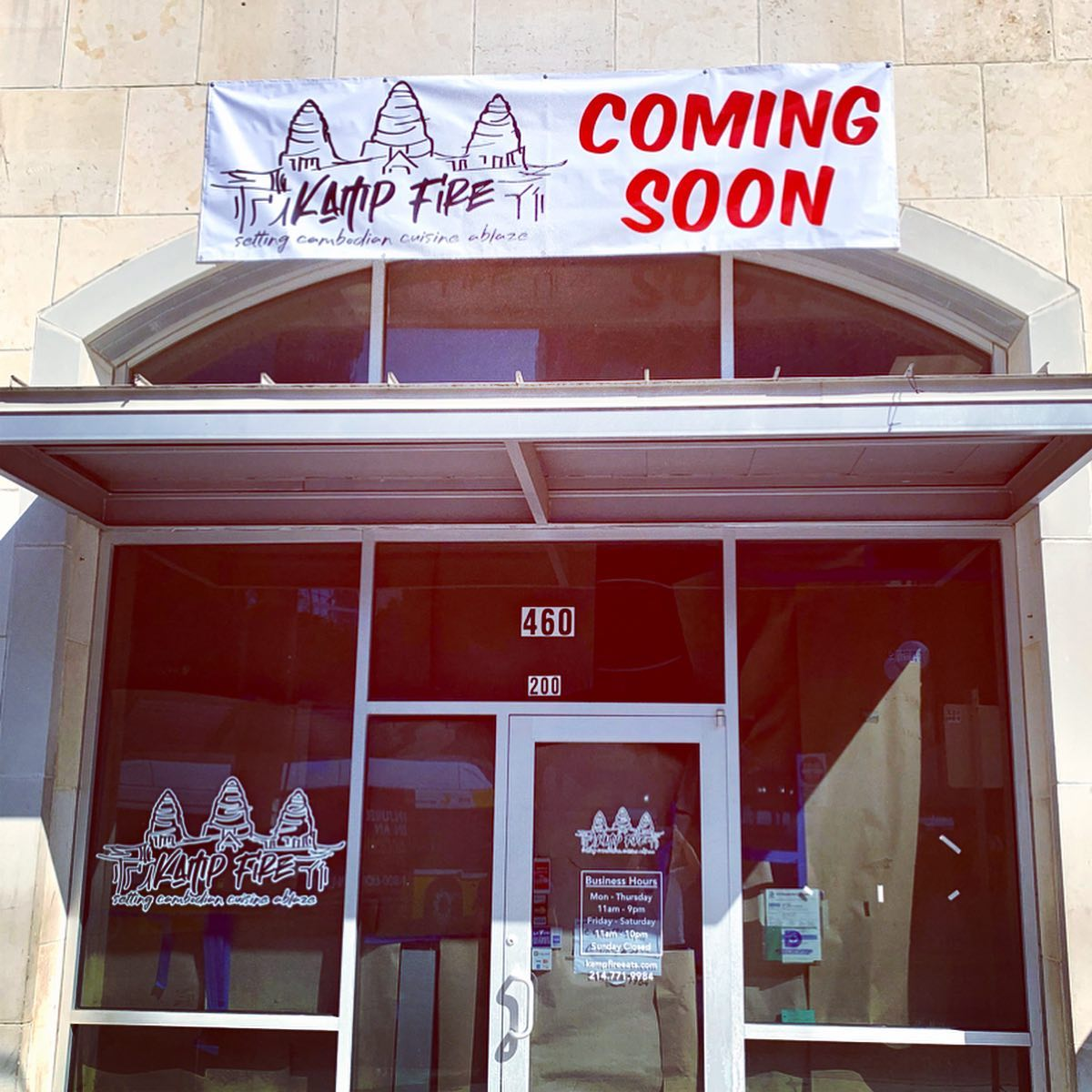 Cambodian Cuisine Arrives in Downtown Dallas Next Week