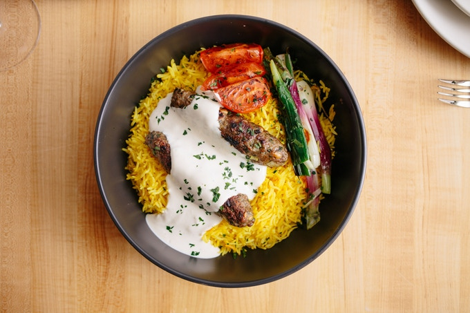 A Fast-Casual Israeli Favorite Is Coming Back to Oakland