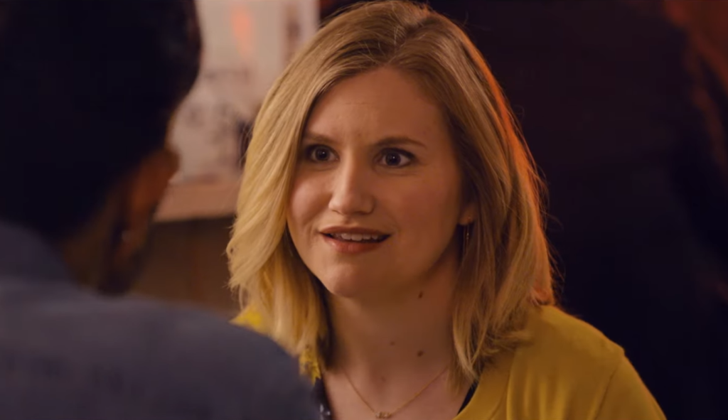 In Brittany Runs a Marathon, a woman takes control of her life. Jillian Bell says it was terrifying.