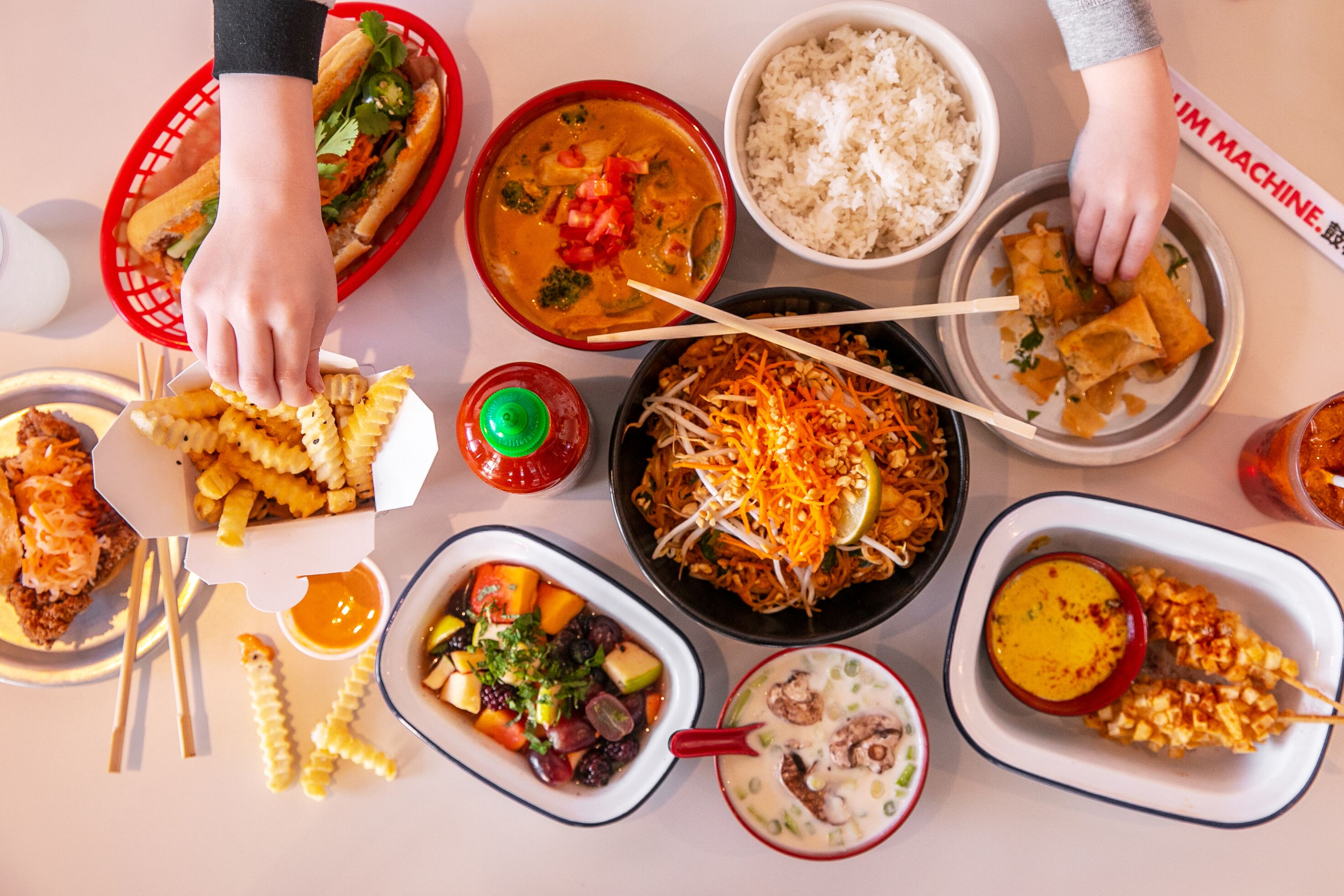 Atlanta's Fast-Casual Asian Kitchen Will Blanket Houston With Locations
