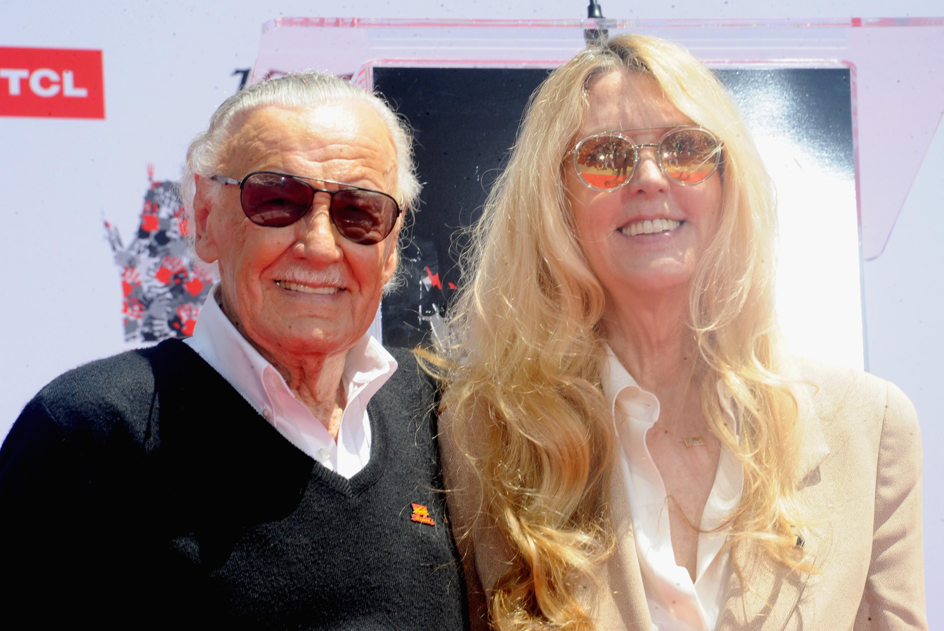 Joan Lee, daughter of Stan Lee, weighs in on Sony/Disney split