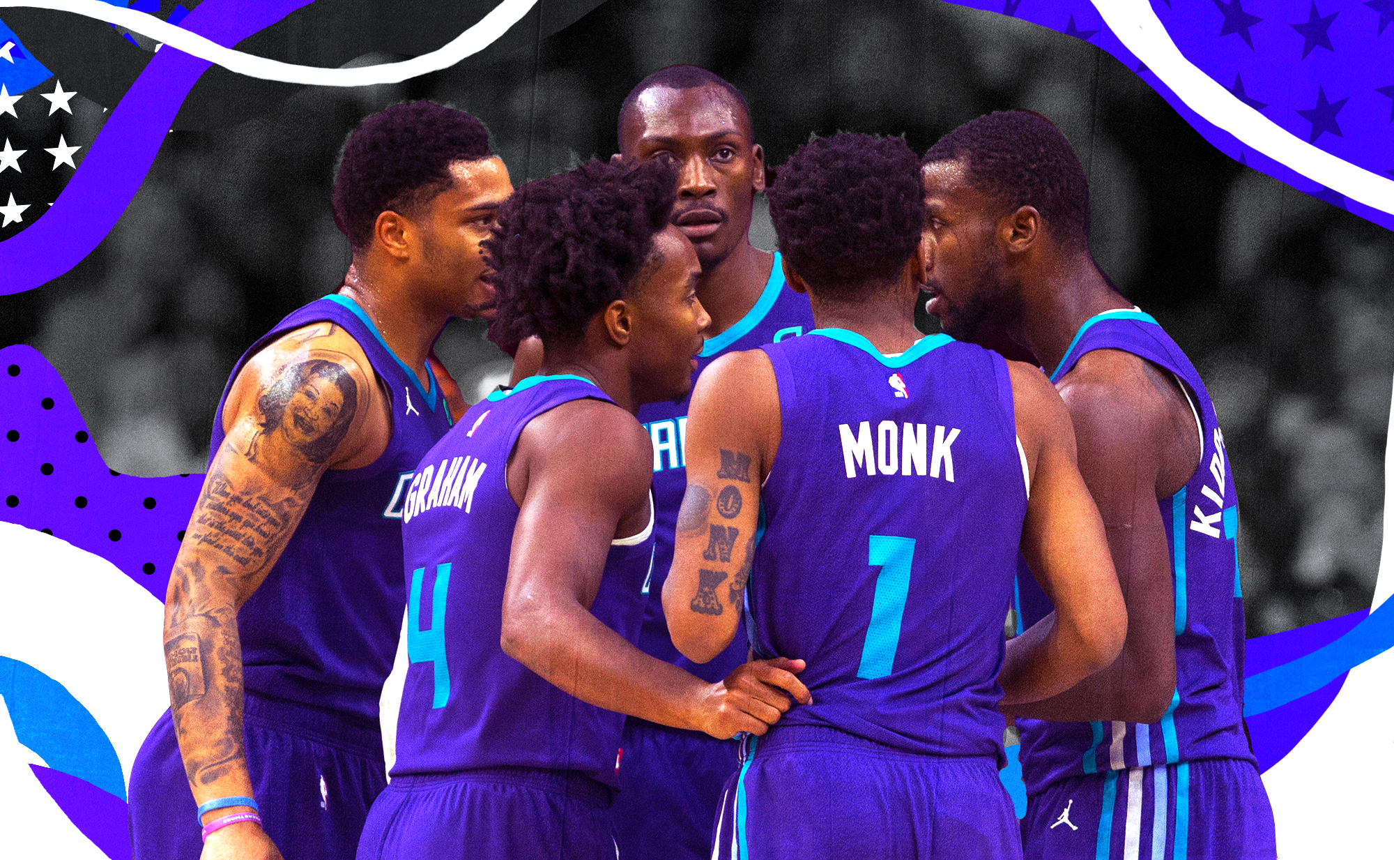 The Hornets should just become the NBA's weirdest science experiment