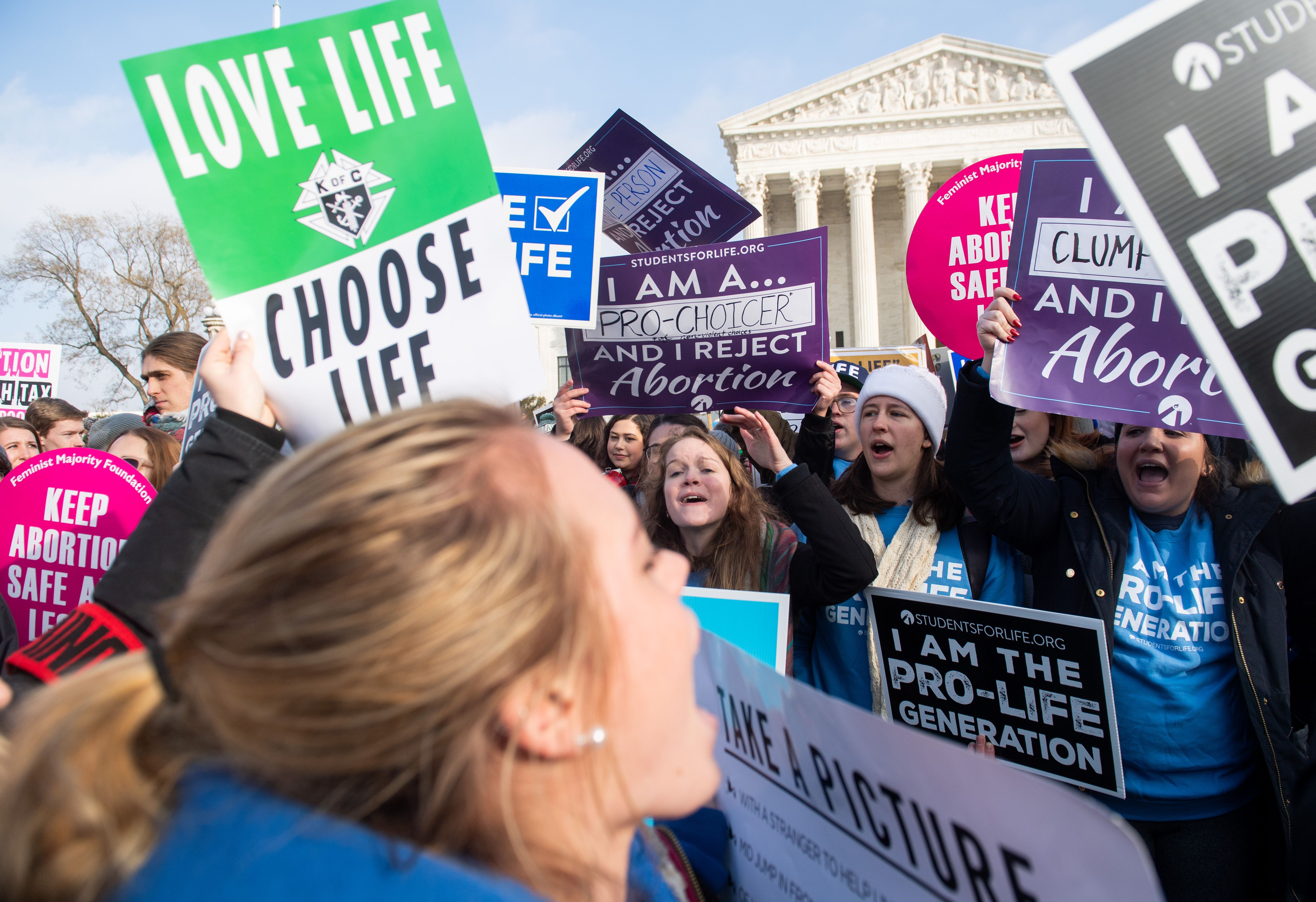 Why anti-abortion groups are backing away from abortion bans