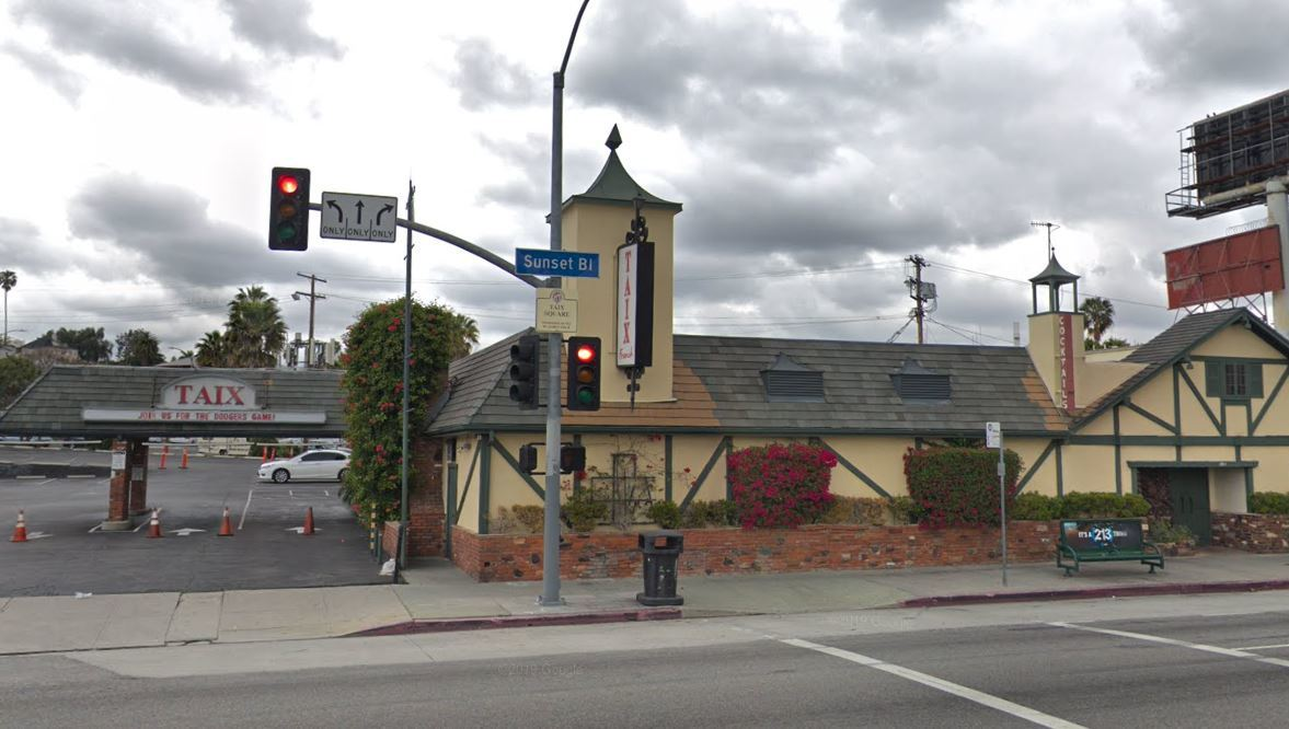 Echo Park's Iconic Taix French Restaurant Sells Property But Vows to Stay Open