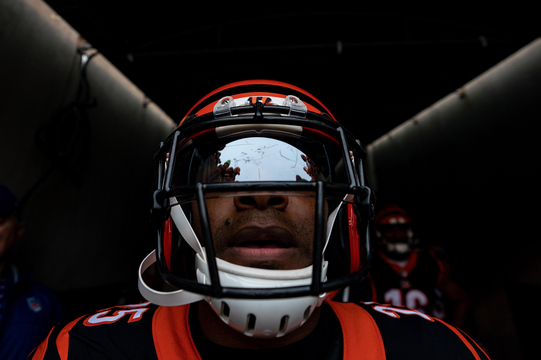 NFL: Oakland Raiders at Cincinnati Bengals