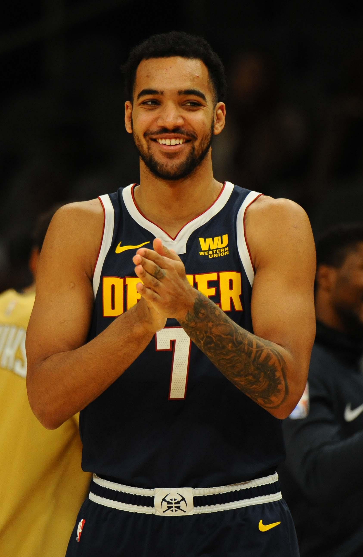 NBA: Denver Nuggets at Atlanta Hawks