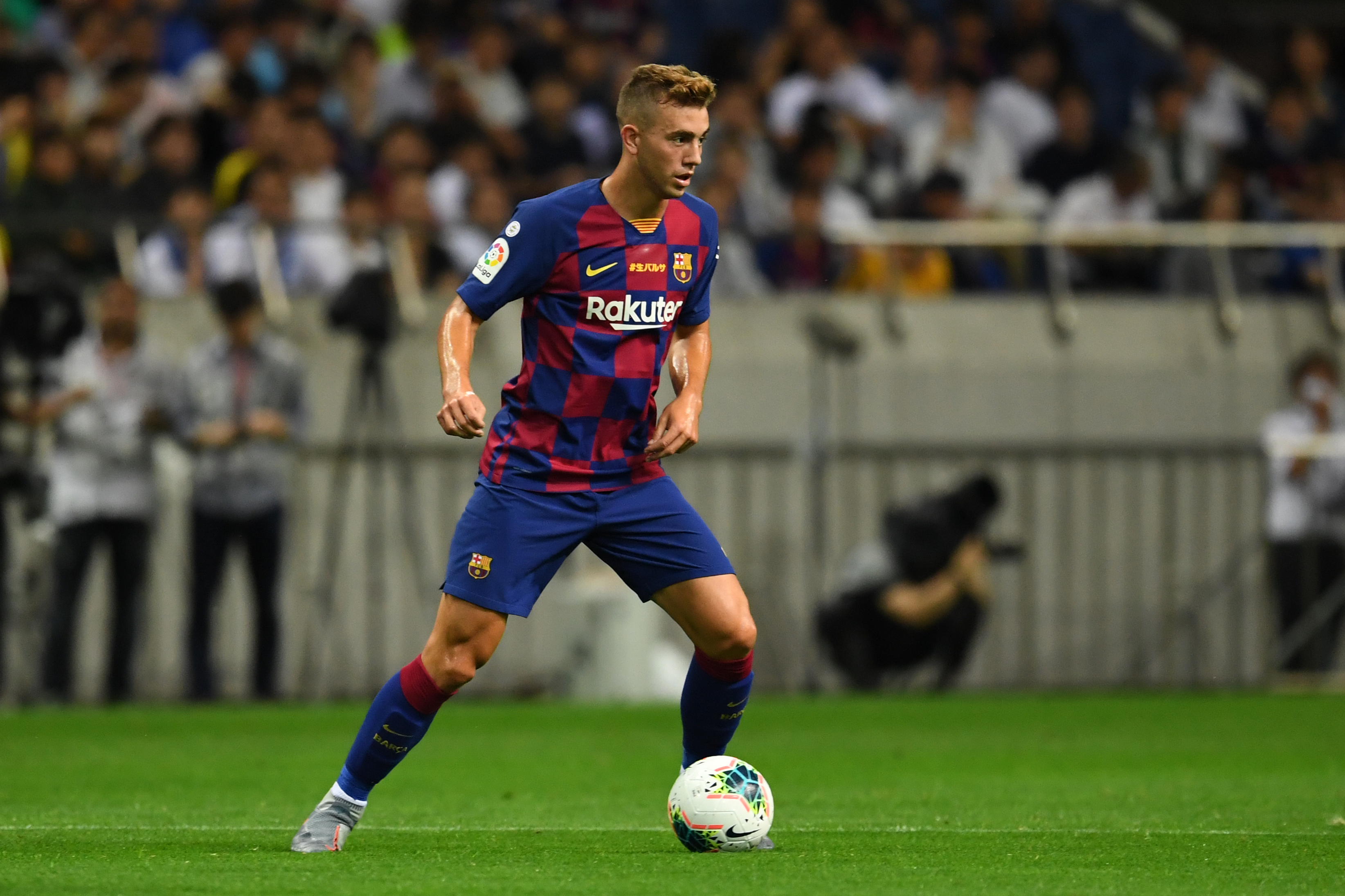 Barcelona v Chelsea - Preseason Friendly
