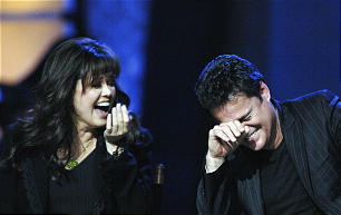 Marie and Donny Osmond will be honored at the Las Vegas Walk of Stars on Oct. 4, it was reported.