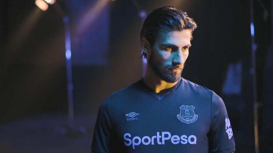 Everton release 'football smart' third kit for 2019-20 season
