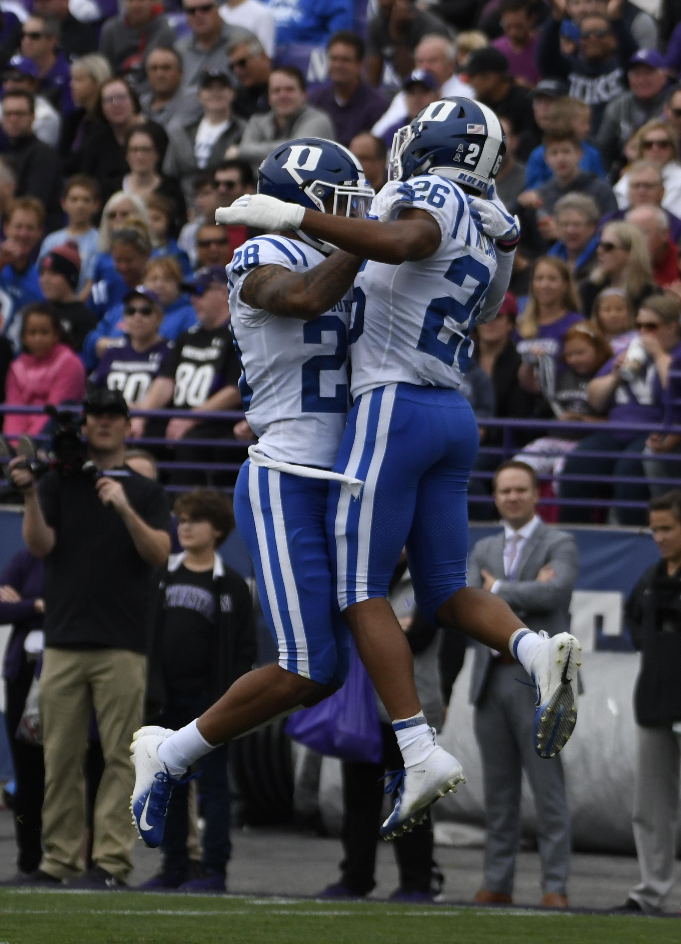 Duke v Northwestern