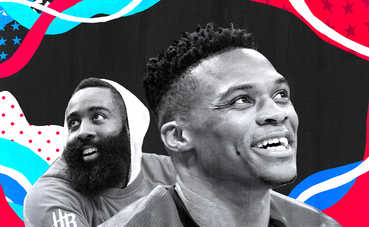 How swapping in Russell Westbrook for Chris Paul changes the Rockets