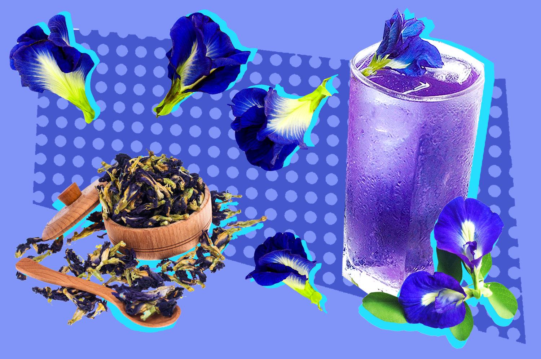 Keeping Bar: The Natural Ingredient Turning Cocktails Blue