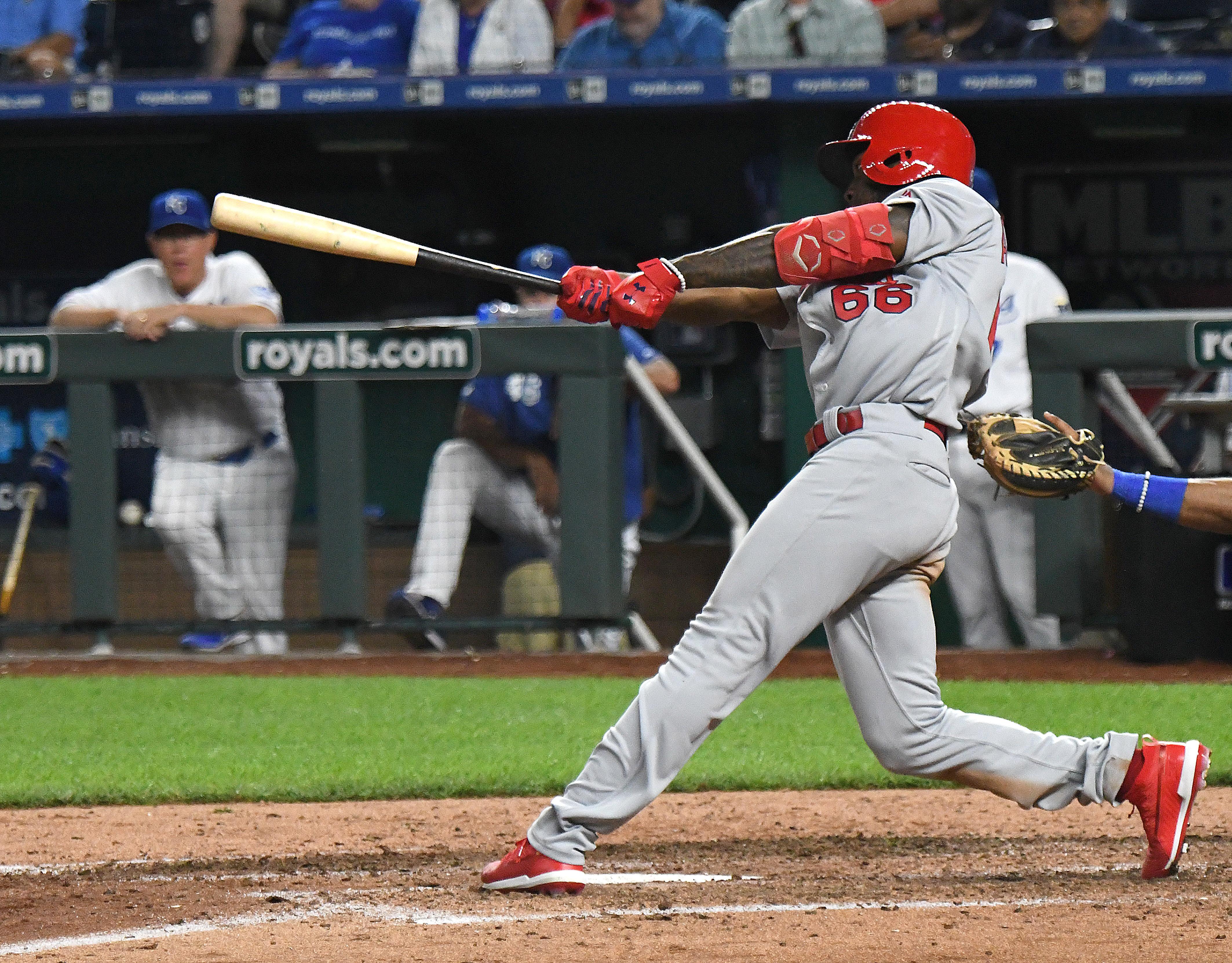 MLB: AUG 14 Cardinals at Royals