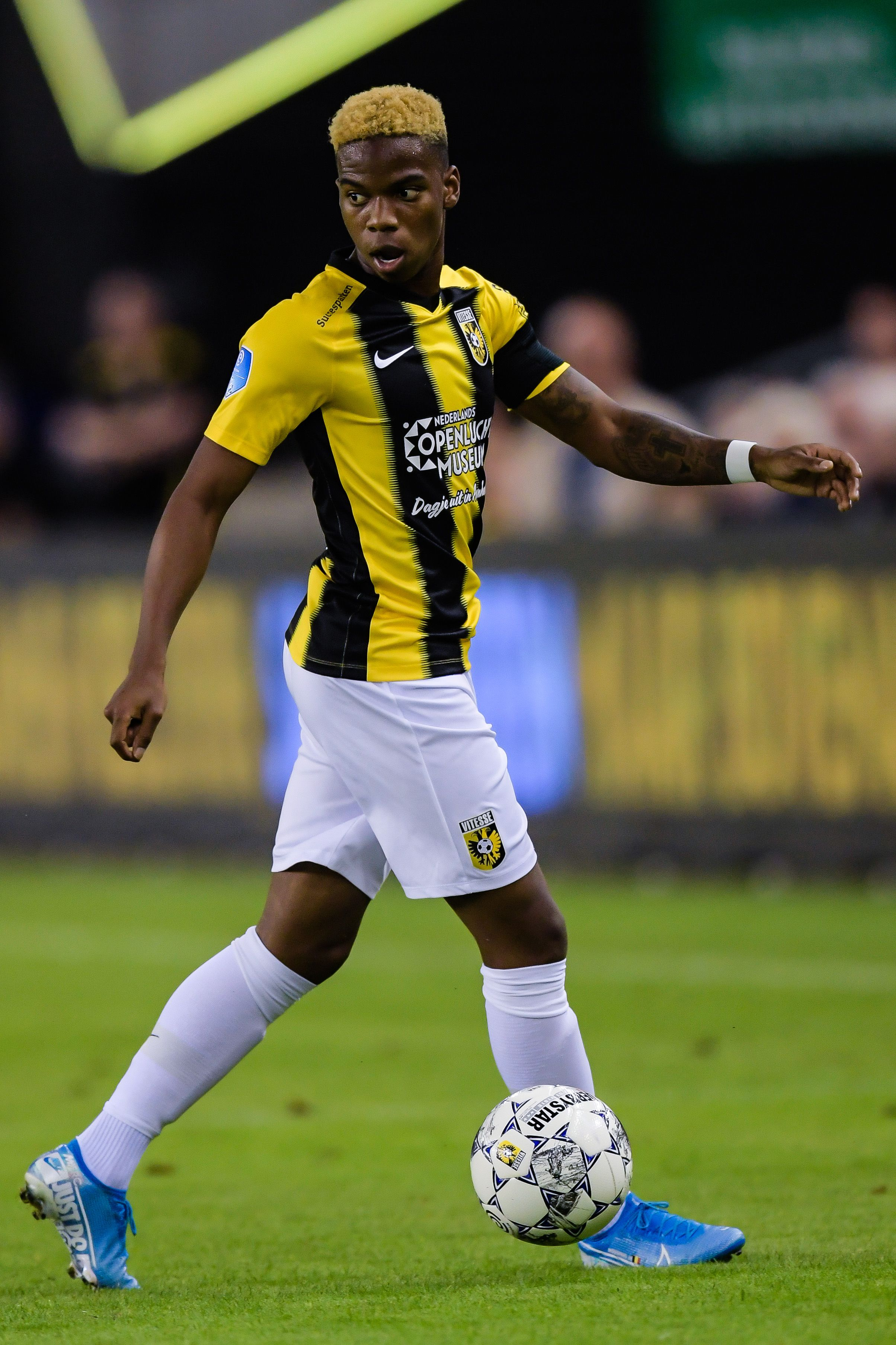 Chelsea, Vitesse concern as Charly Musonda Jr picks up yet another knee injury — report