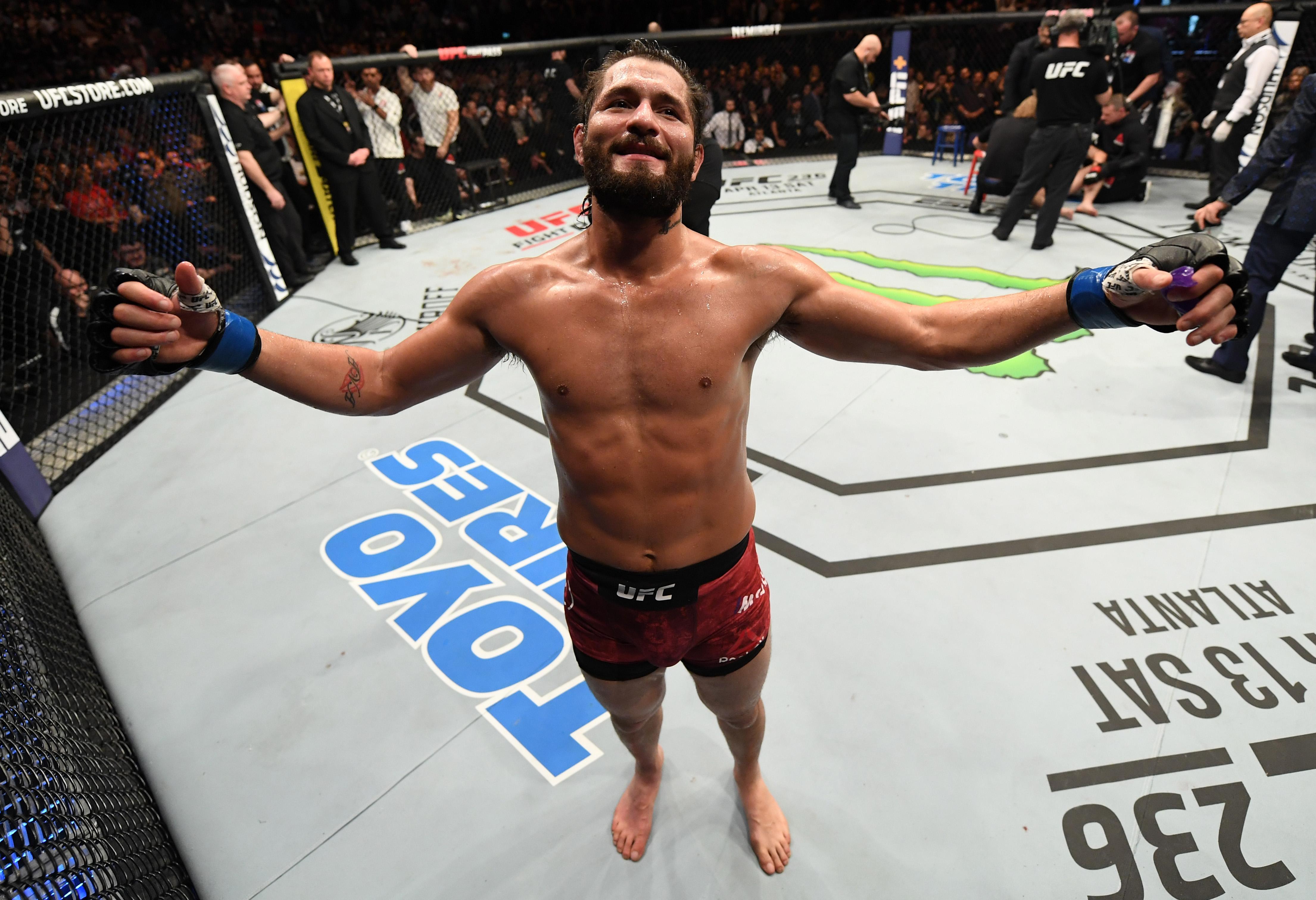 UFC Fight Night: Till v Masvidal
