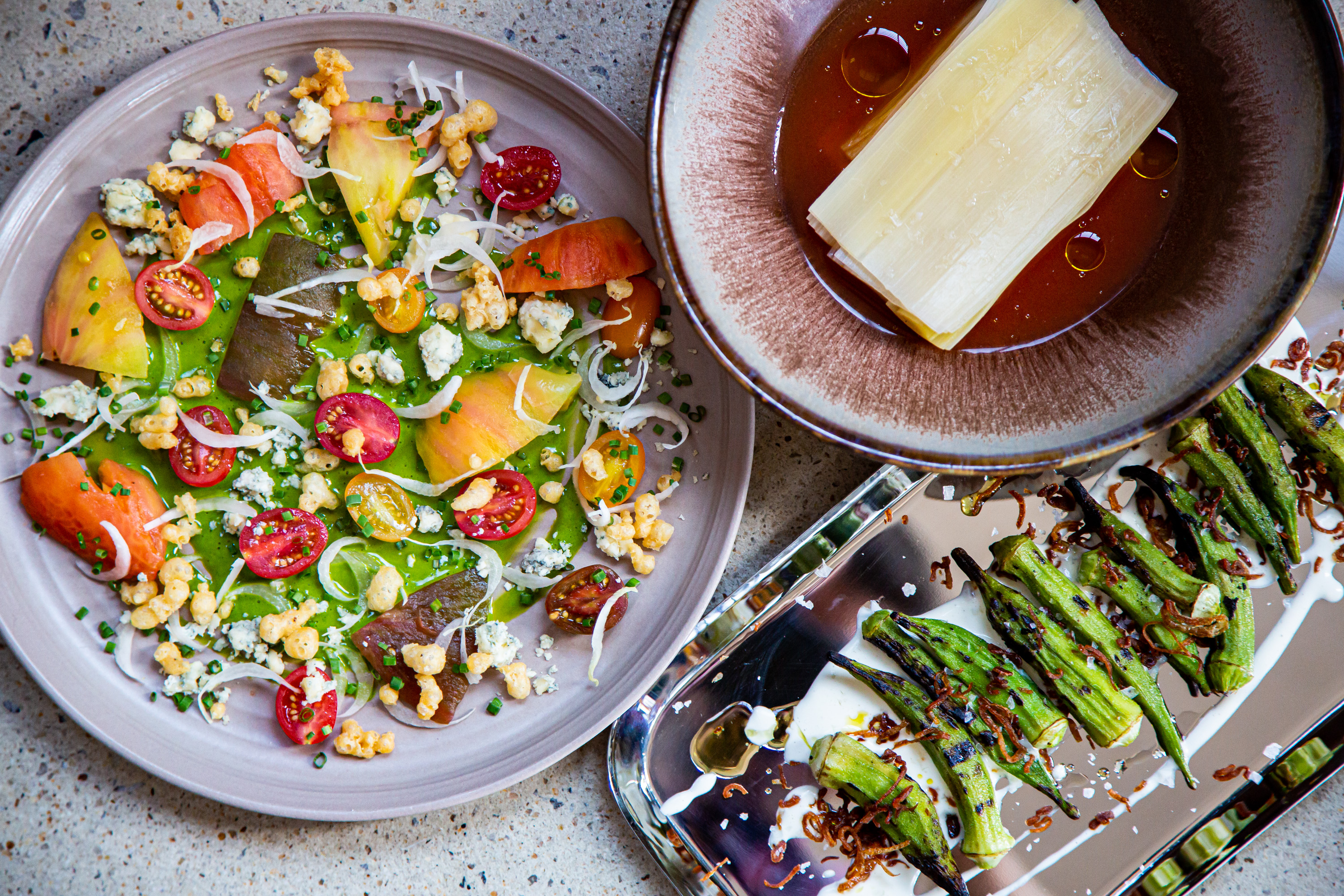 Vegetables Take Center Stage at the Newly-Opened Redbird