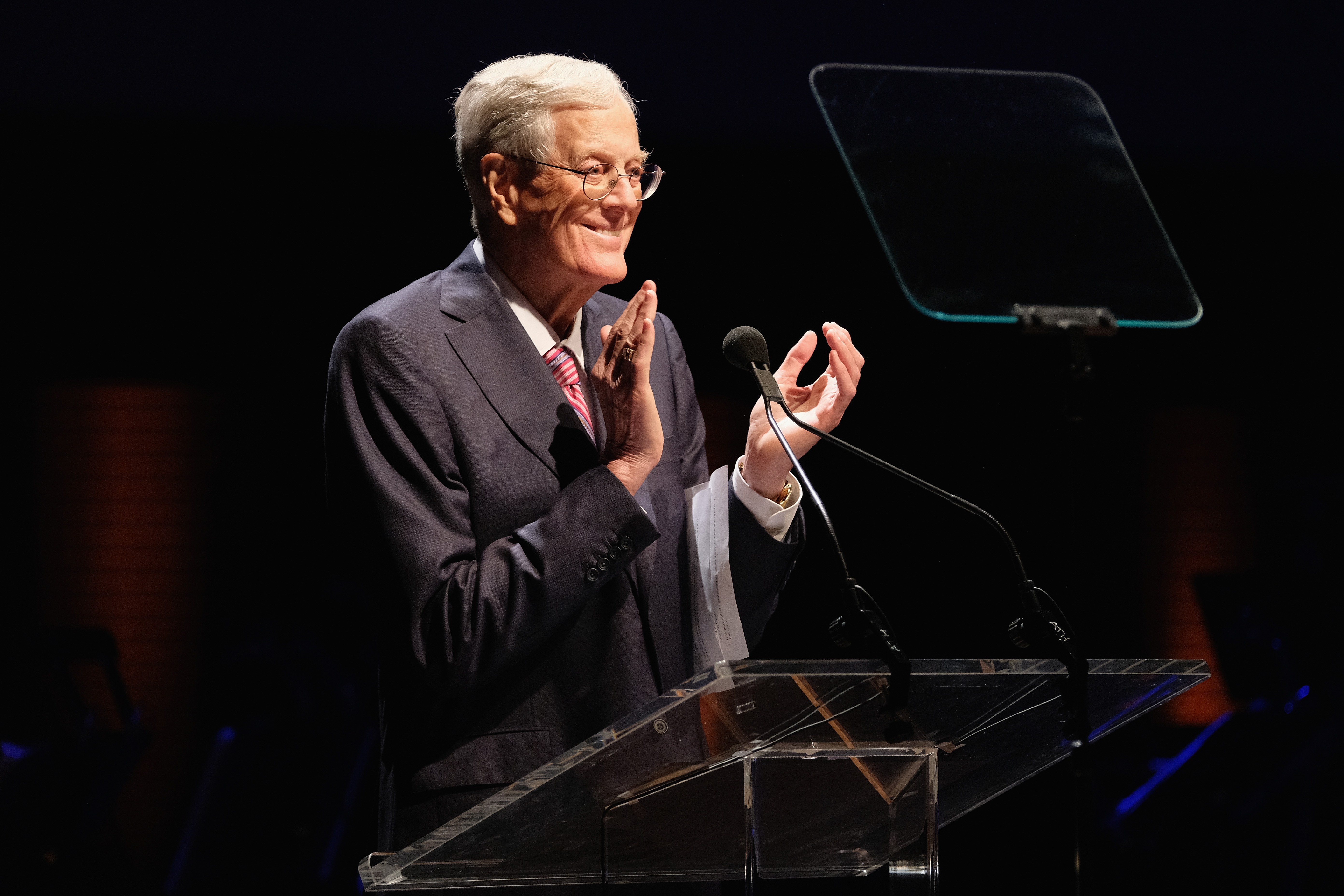 David Koch has died at 79. Here's how he changed American politics.