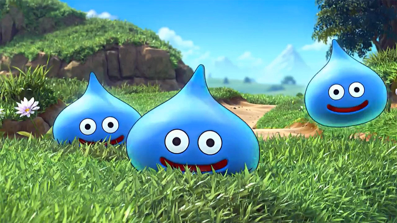I feel guilty killing Slime in Dragon Quest Builders 2