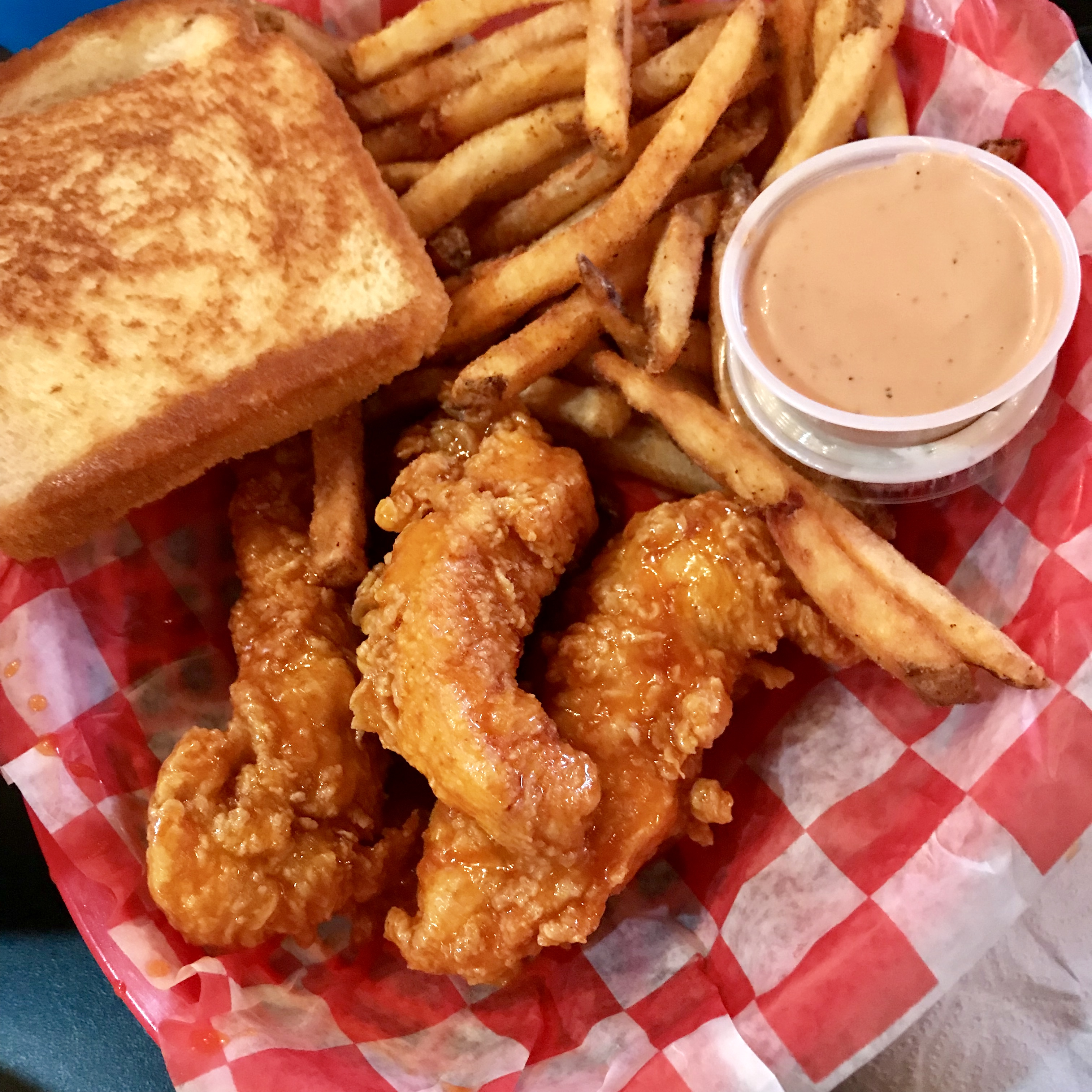 Saucy Fried Chicken Tenders are Coming to Edgehill