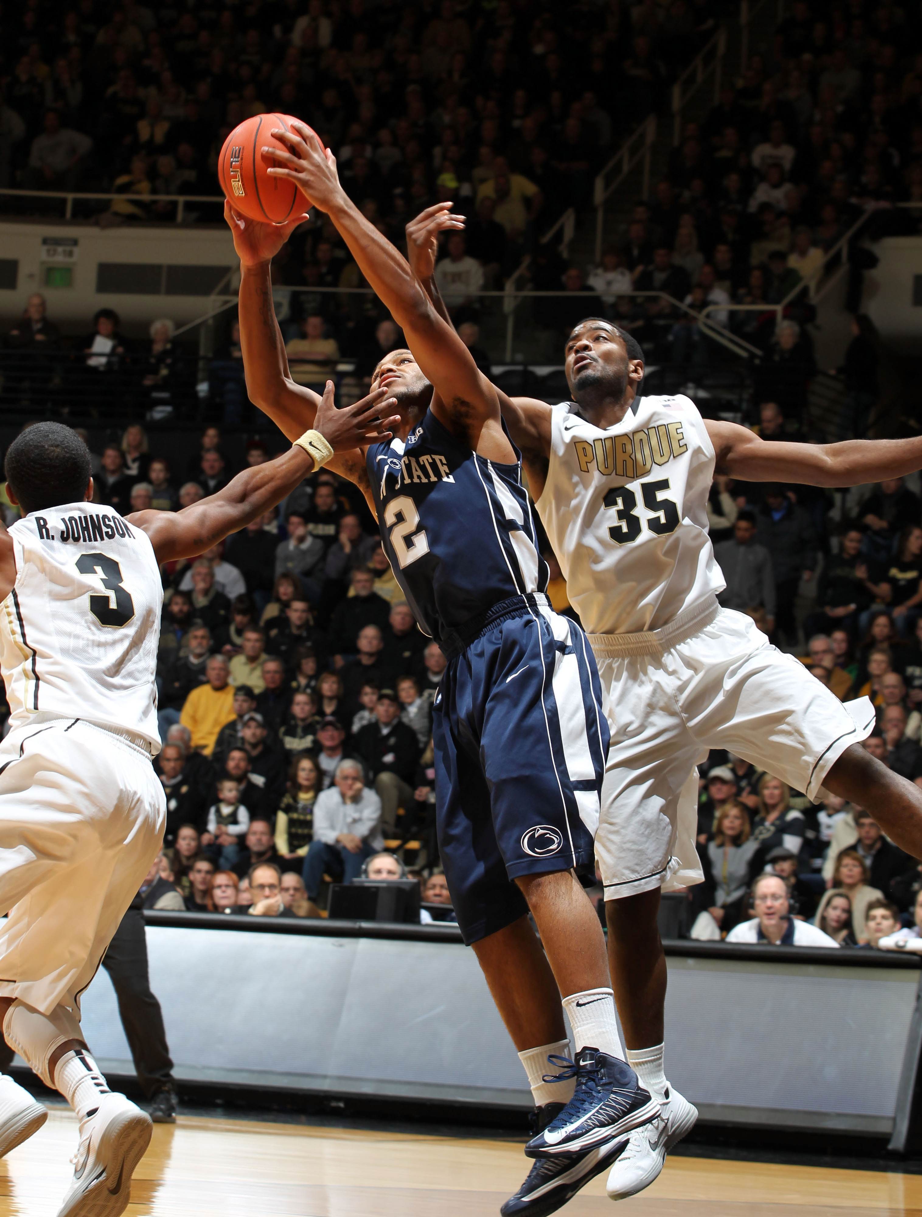 Losing to Penn State in basketball is totally something a non-existent school would do.