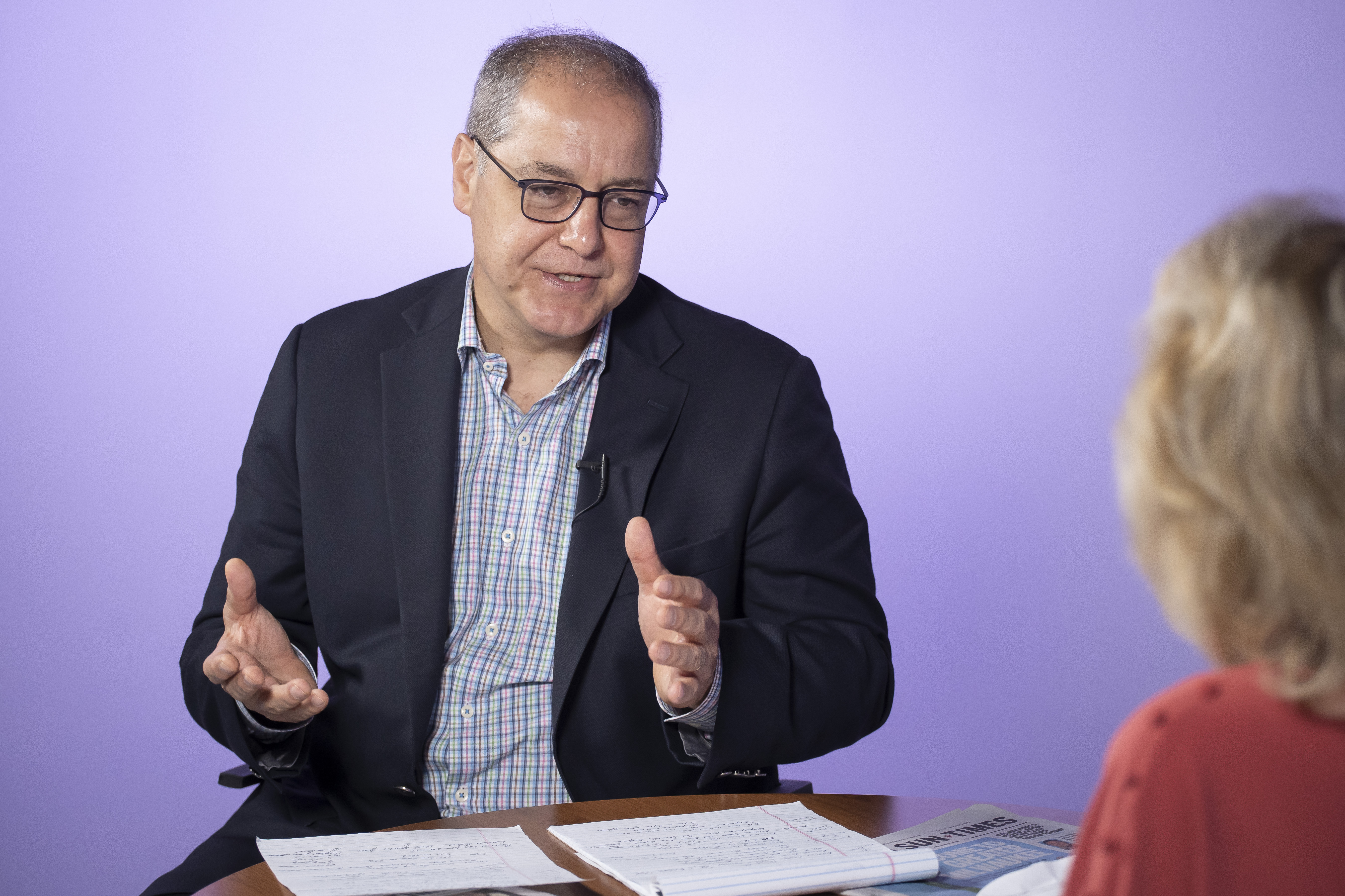 Better Government Association President and CEO David Greising was interviewed by Fran Spielman Friday, August 23, 2019.