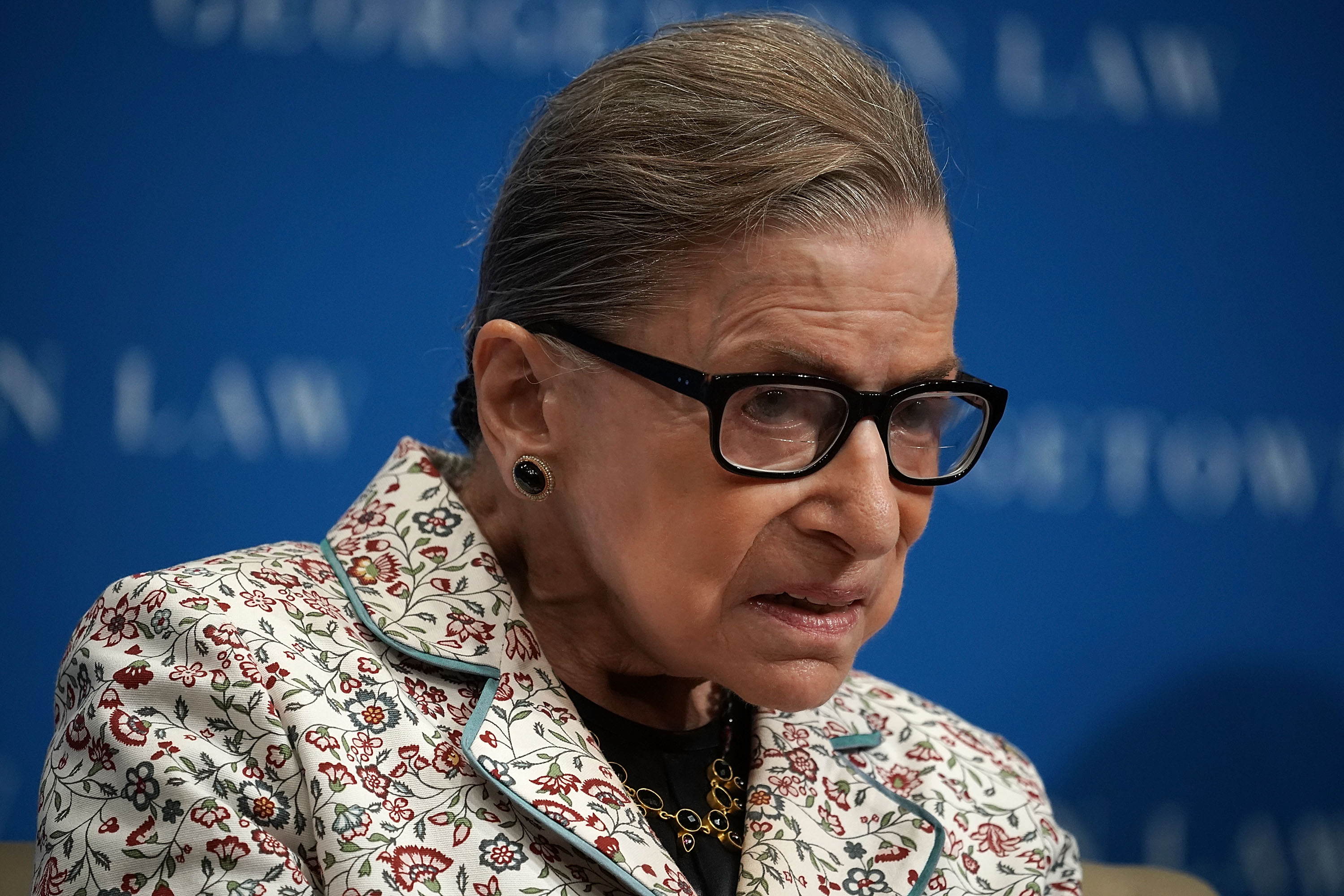 Justice Ruth Bader Ginsburg underwent cancer treatment for the second time in a year