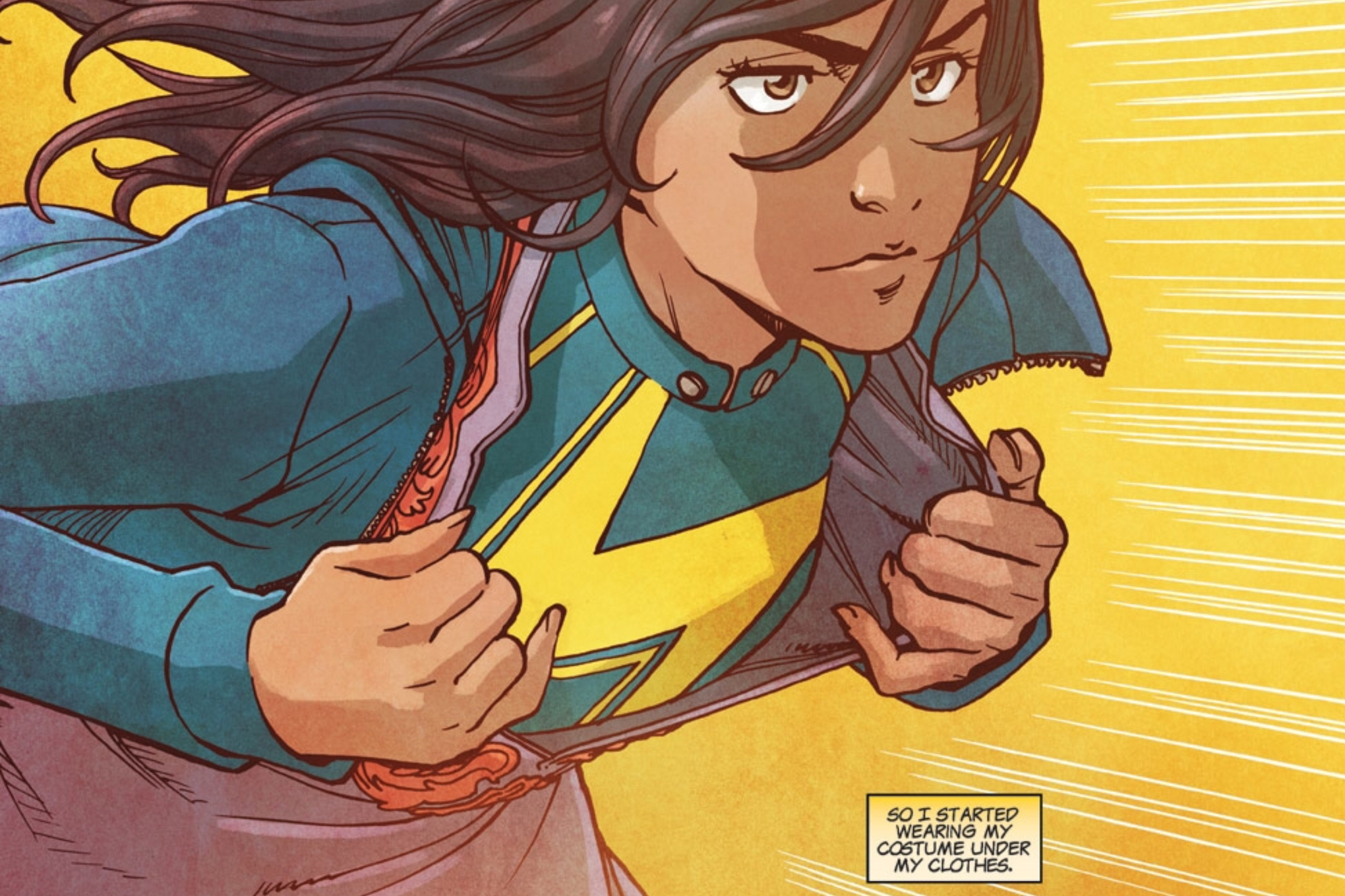 Ms. Marvel will get a live-action TV series on Disney Plus