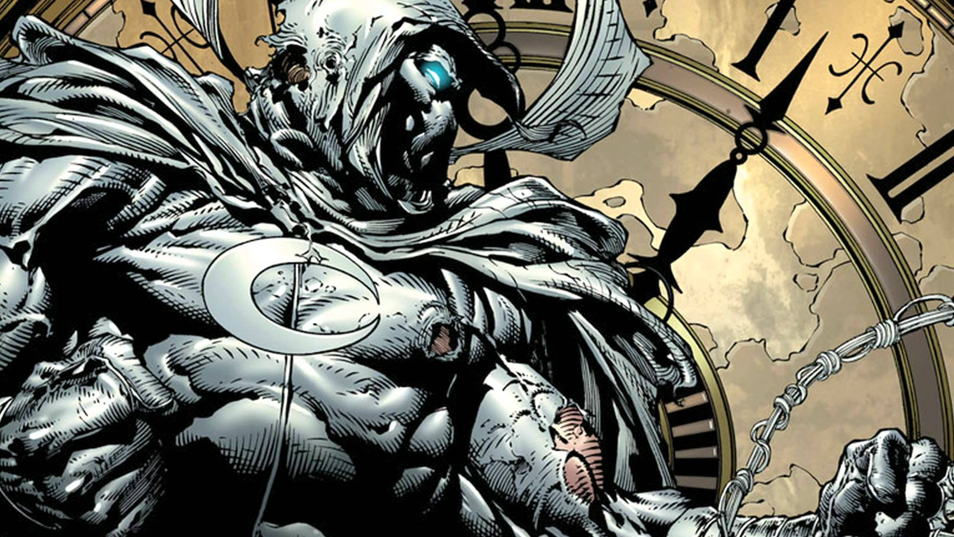 Marvel Moon Knight series headed to Disney Plus