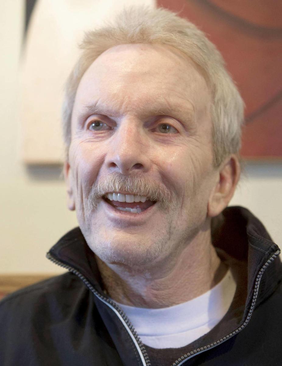 Former Utah Jazz coach Tom Nissalke on Thursday, Jan. 17, 2014.