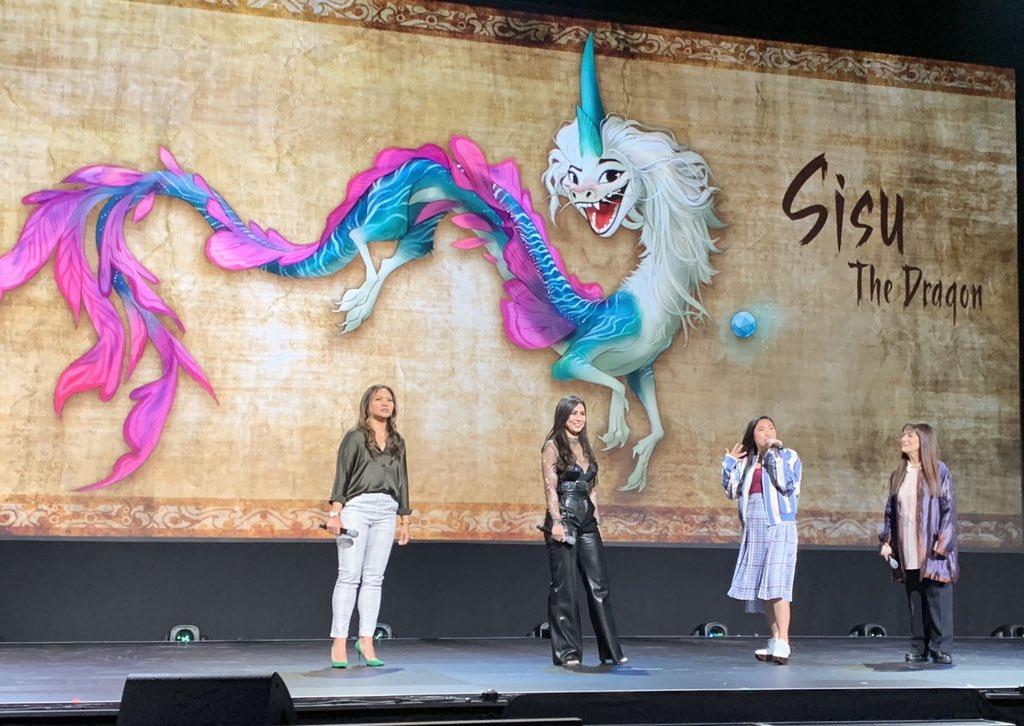 Disney announces Raya and the Last Dragon as next animated film
