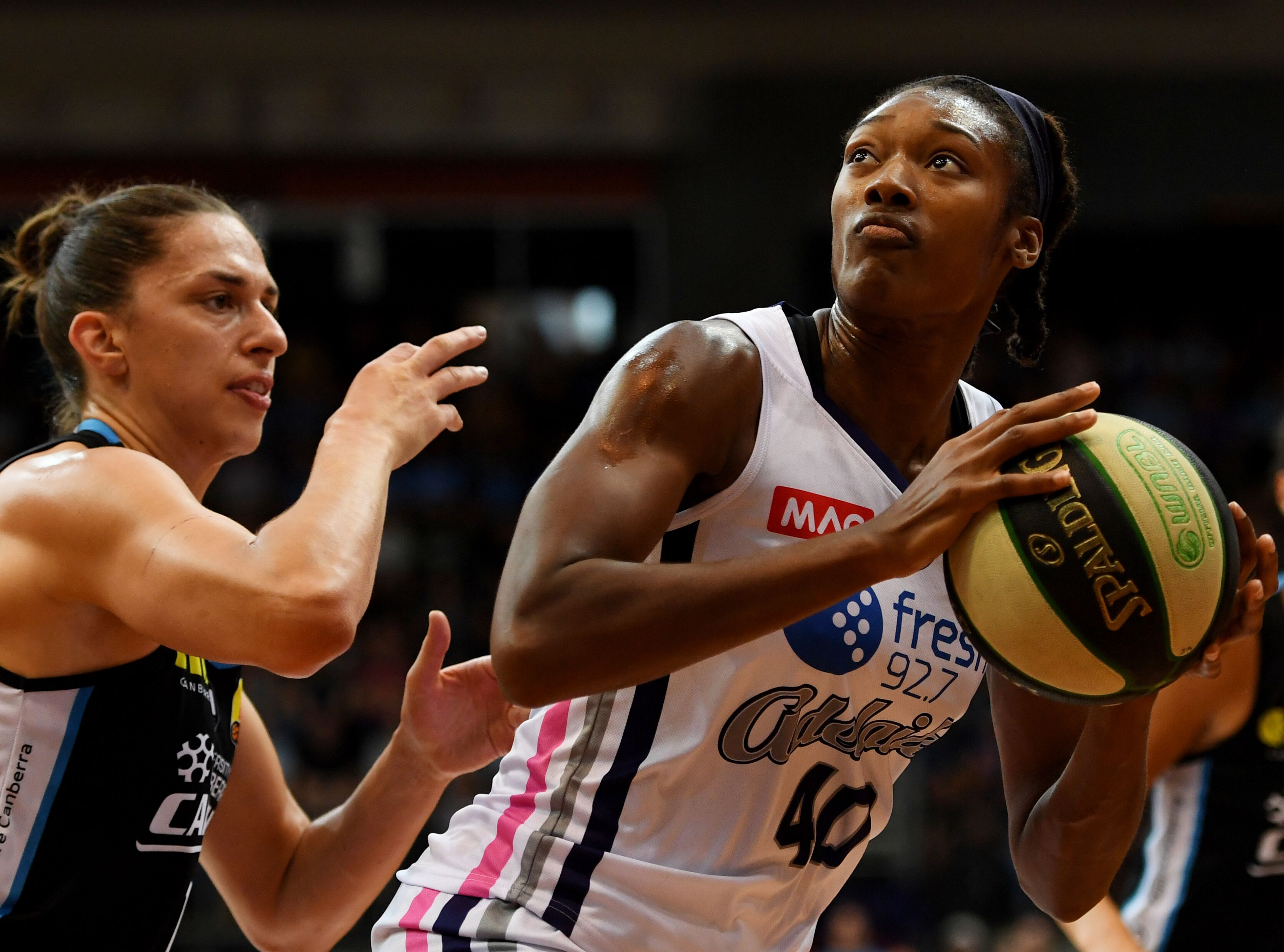 Kayla Alexander worked with Wade in four of her five seasons with the San Antonio Stars, who rebranded as the Las Vegas Aces in 2018, and averaged eight minutes per game with the Fever in 2018.