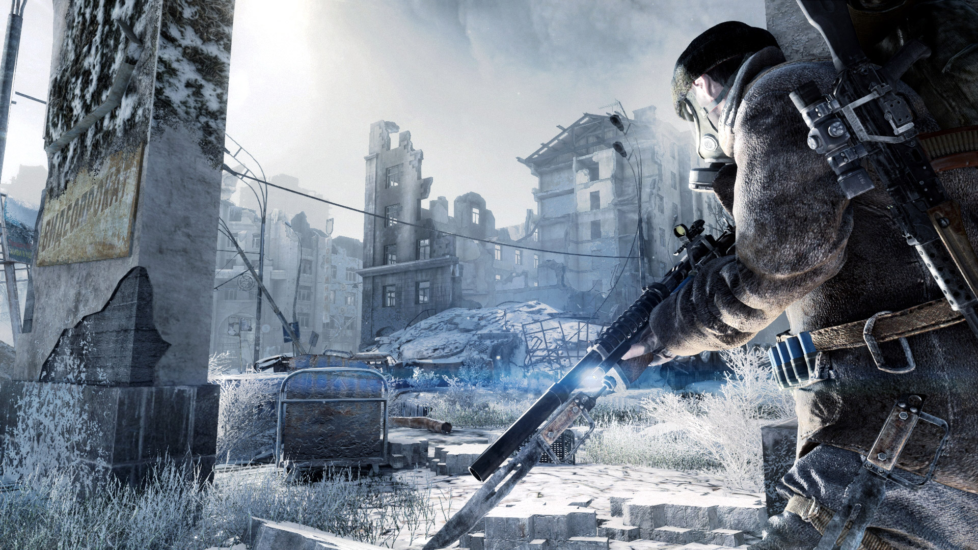 Metro Redux screenshots