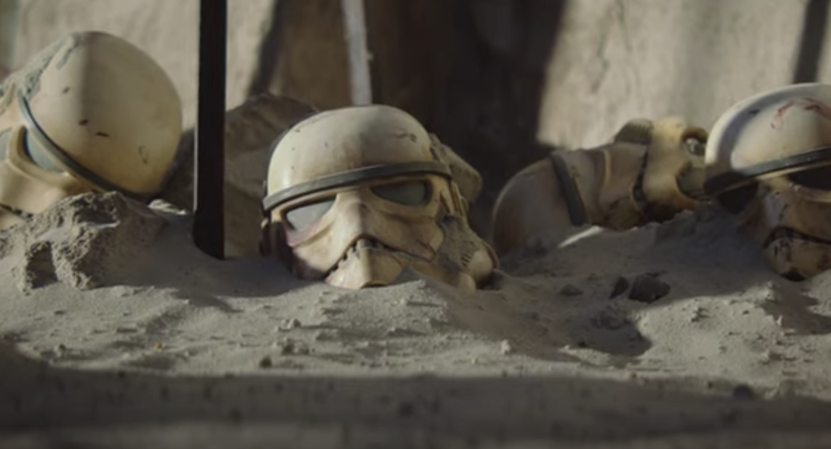 'The Mandalorian' trailer dropped at the D23 Expo.