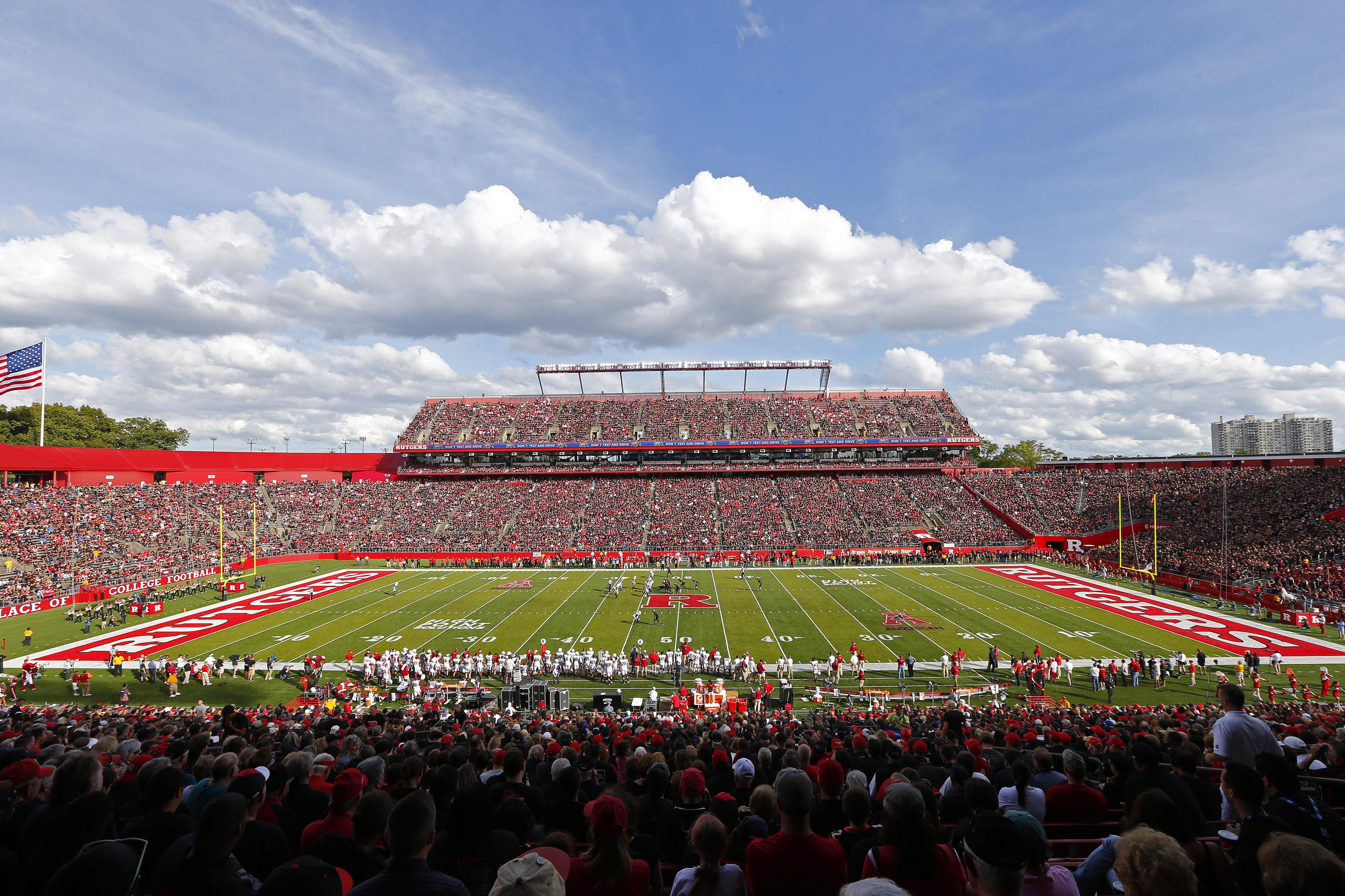 Arkansas v Rutgers