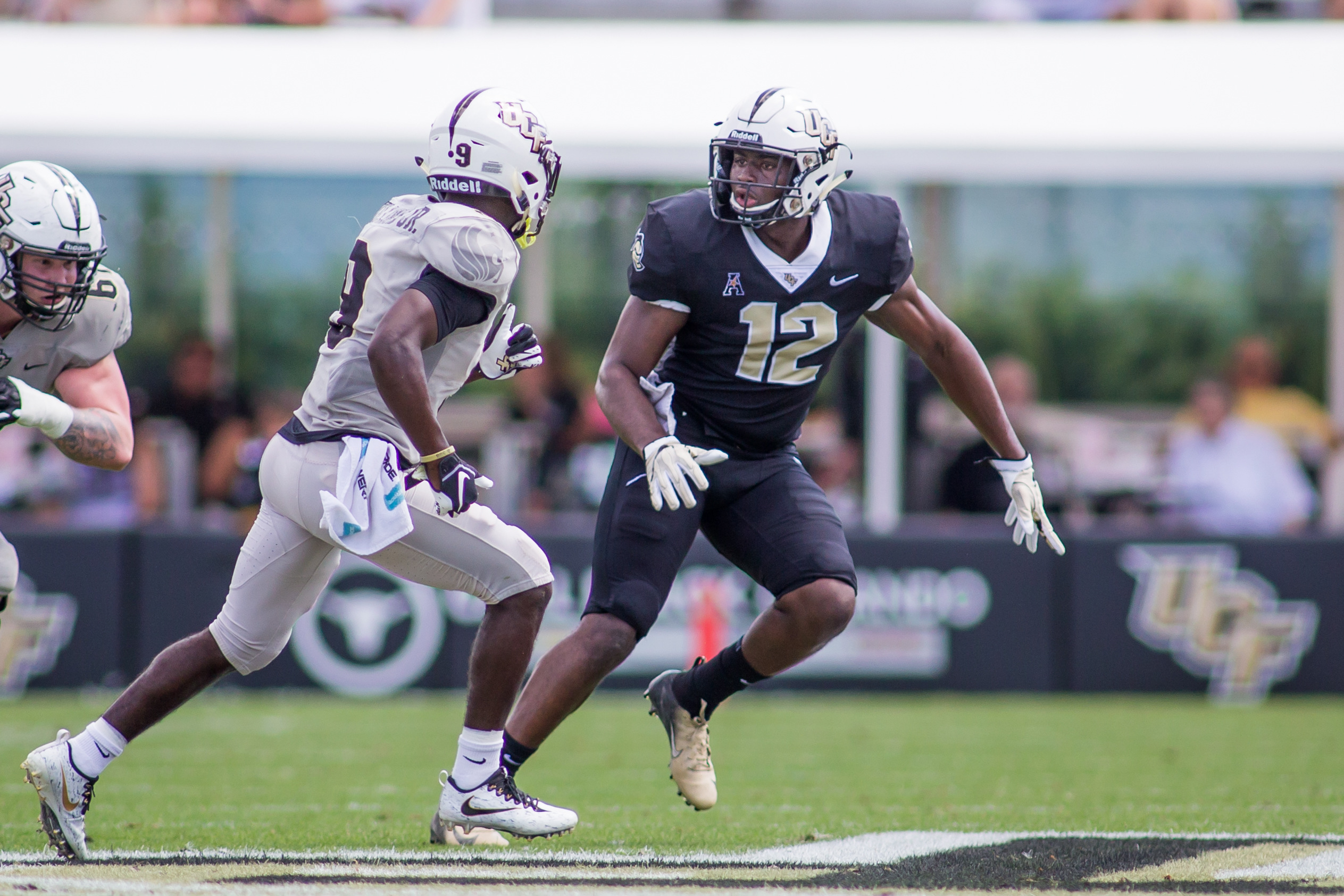 COLLEGE FOOTBALL: APR 13 UCF Spring Game