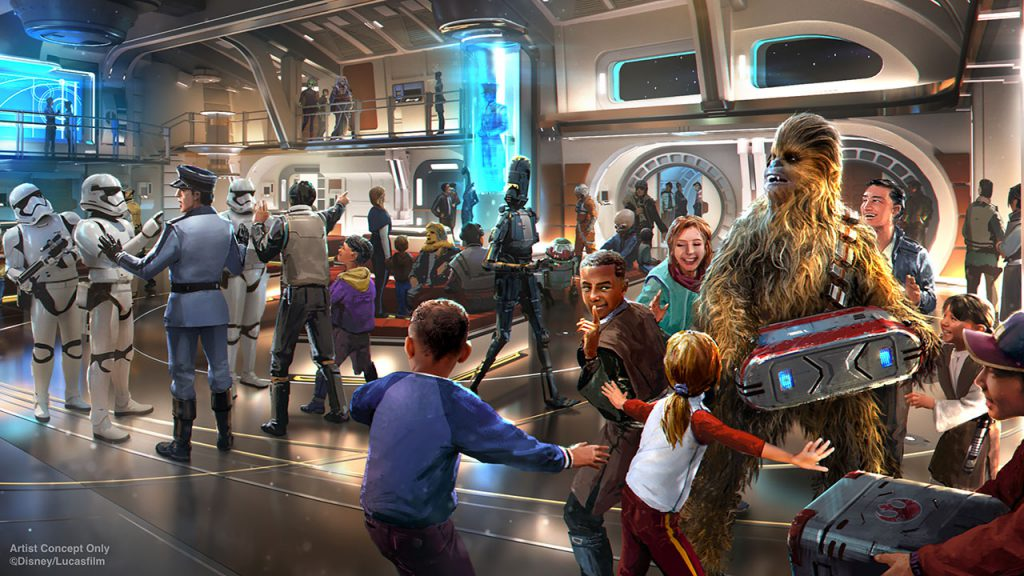 Disney announces major details for its Star Wars hotel