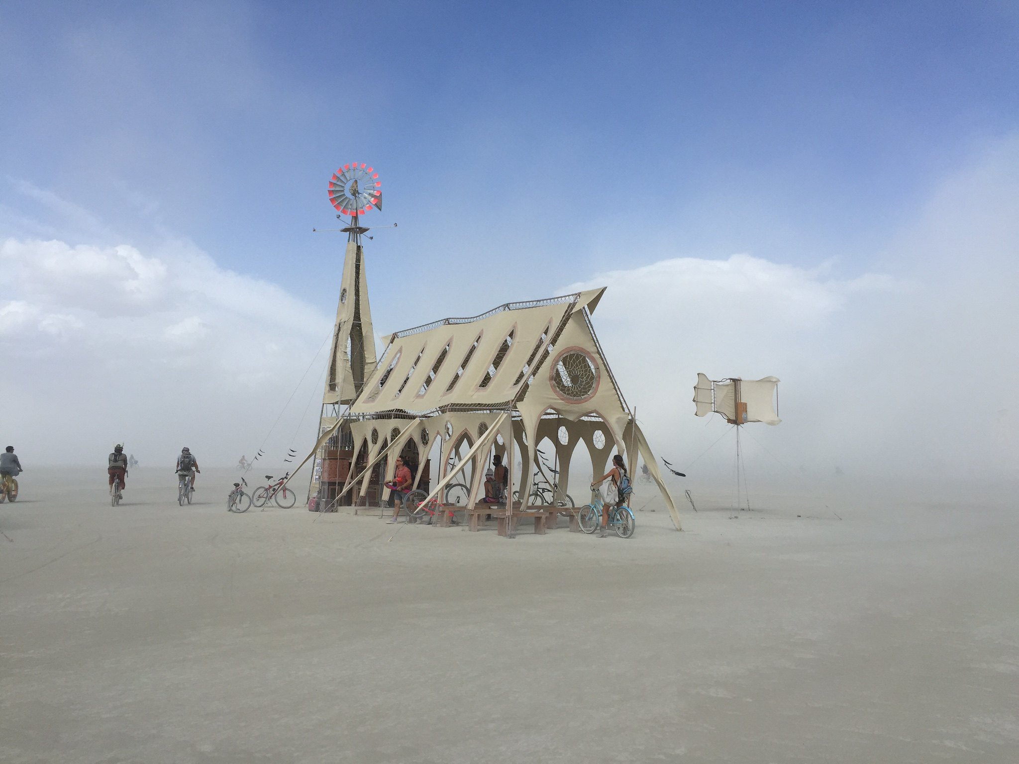 Day six: A look at the art and architecture of Burning Man