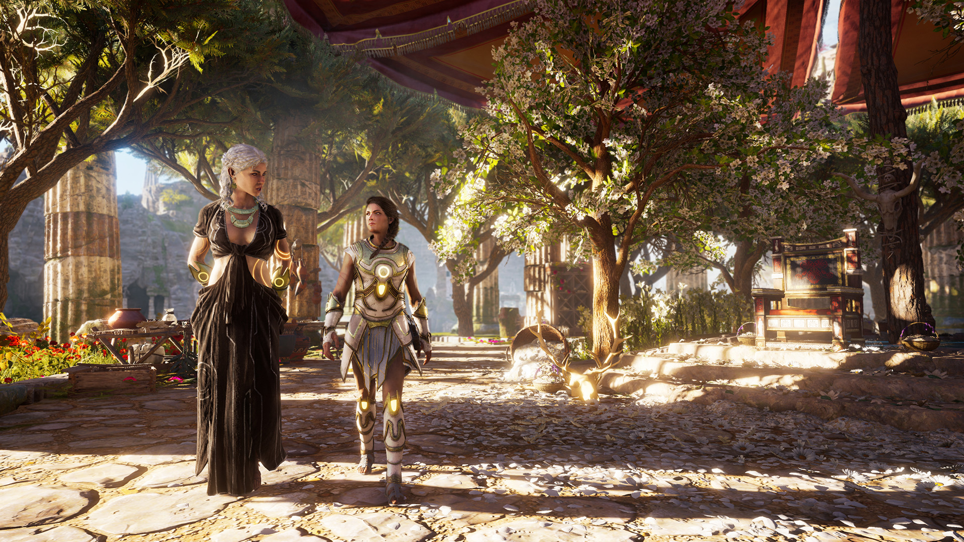 Assassin's Creed Odyssey: The Fate of Atlantis DLC episode 1 is free through Sept. 1