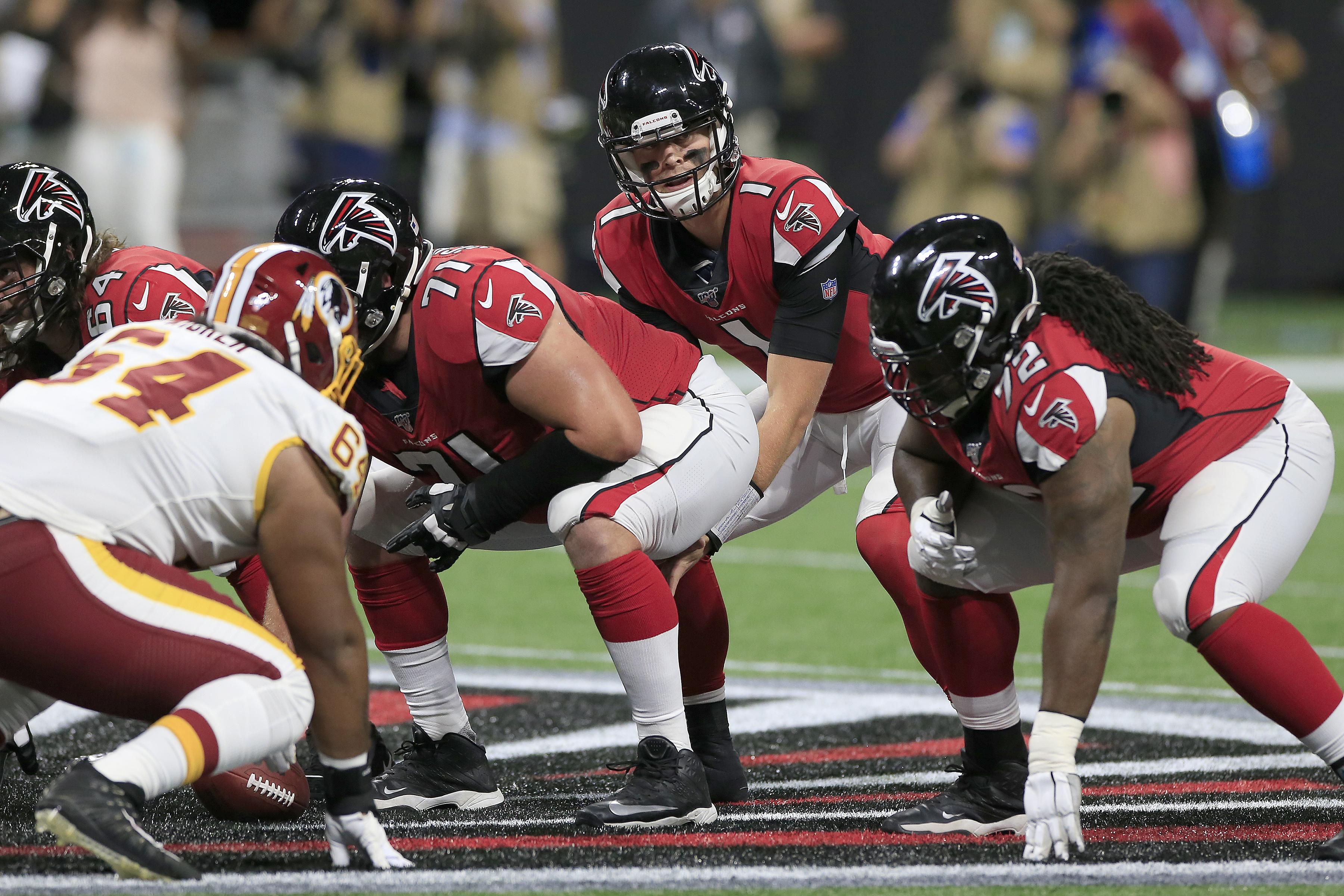 NFL: AUG 22 Preseason - Redskins at Falcons