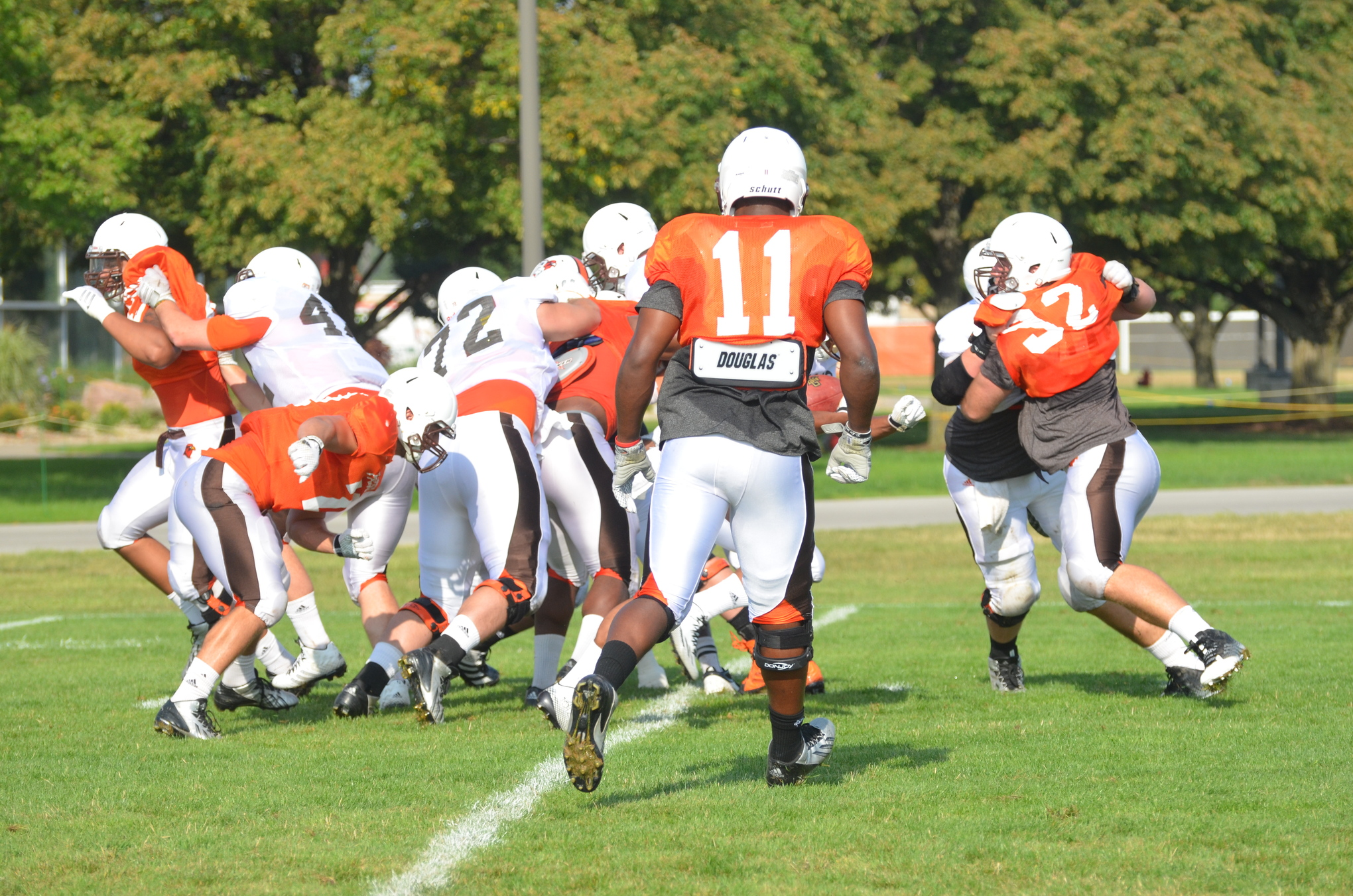 Bowling Green Fall Camp (BG Athletics)