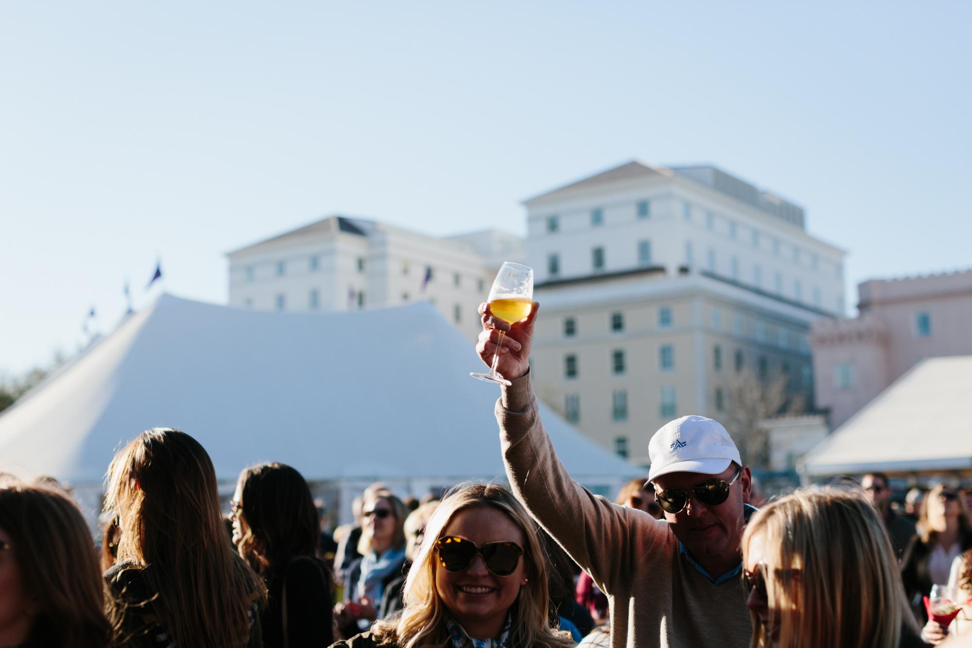 Charleston Wine + Food Tickets on Sale Tomorrow