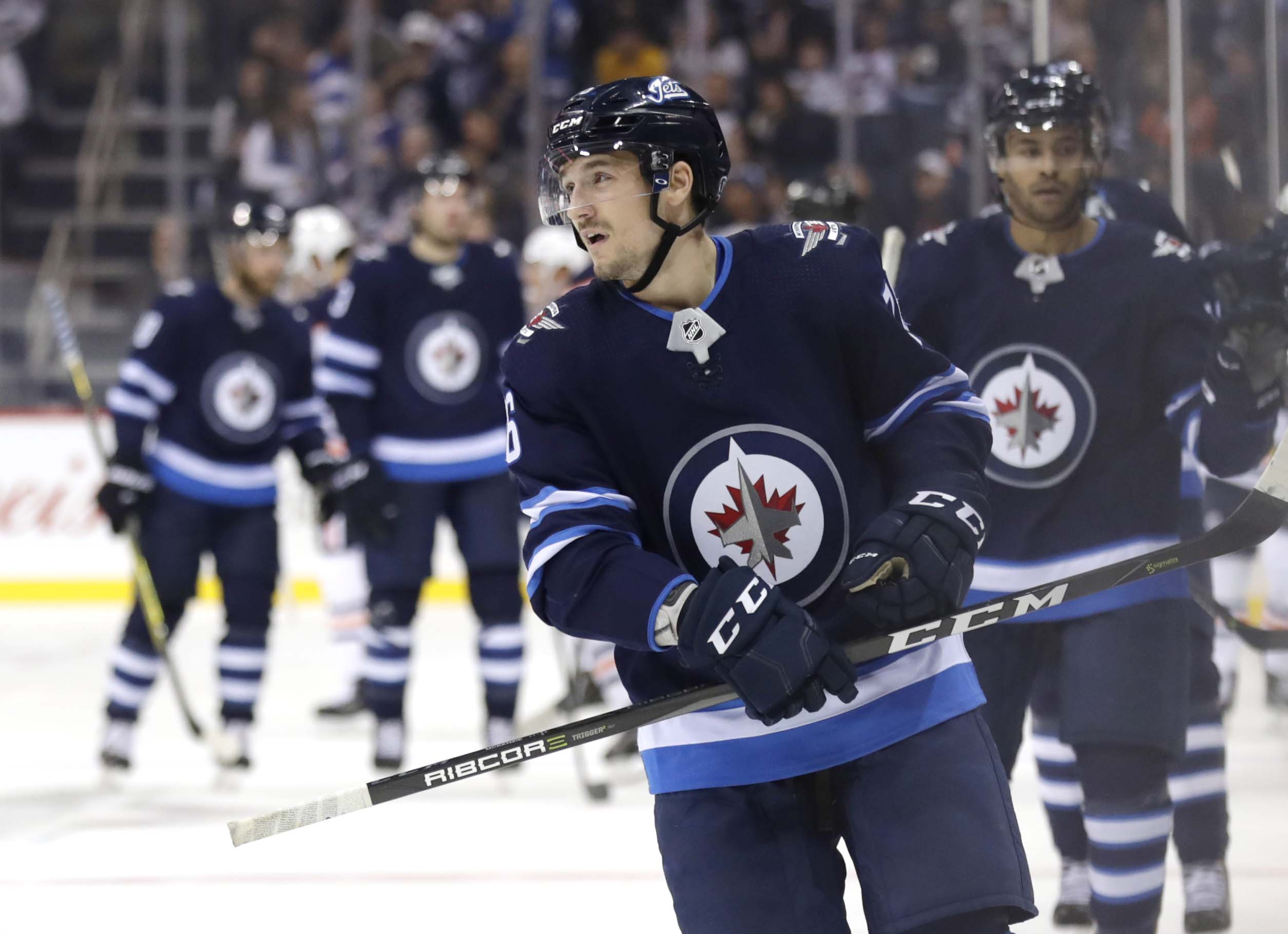NHL: Preseason-Edmonton Oilers at Winnipeg Jets
