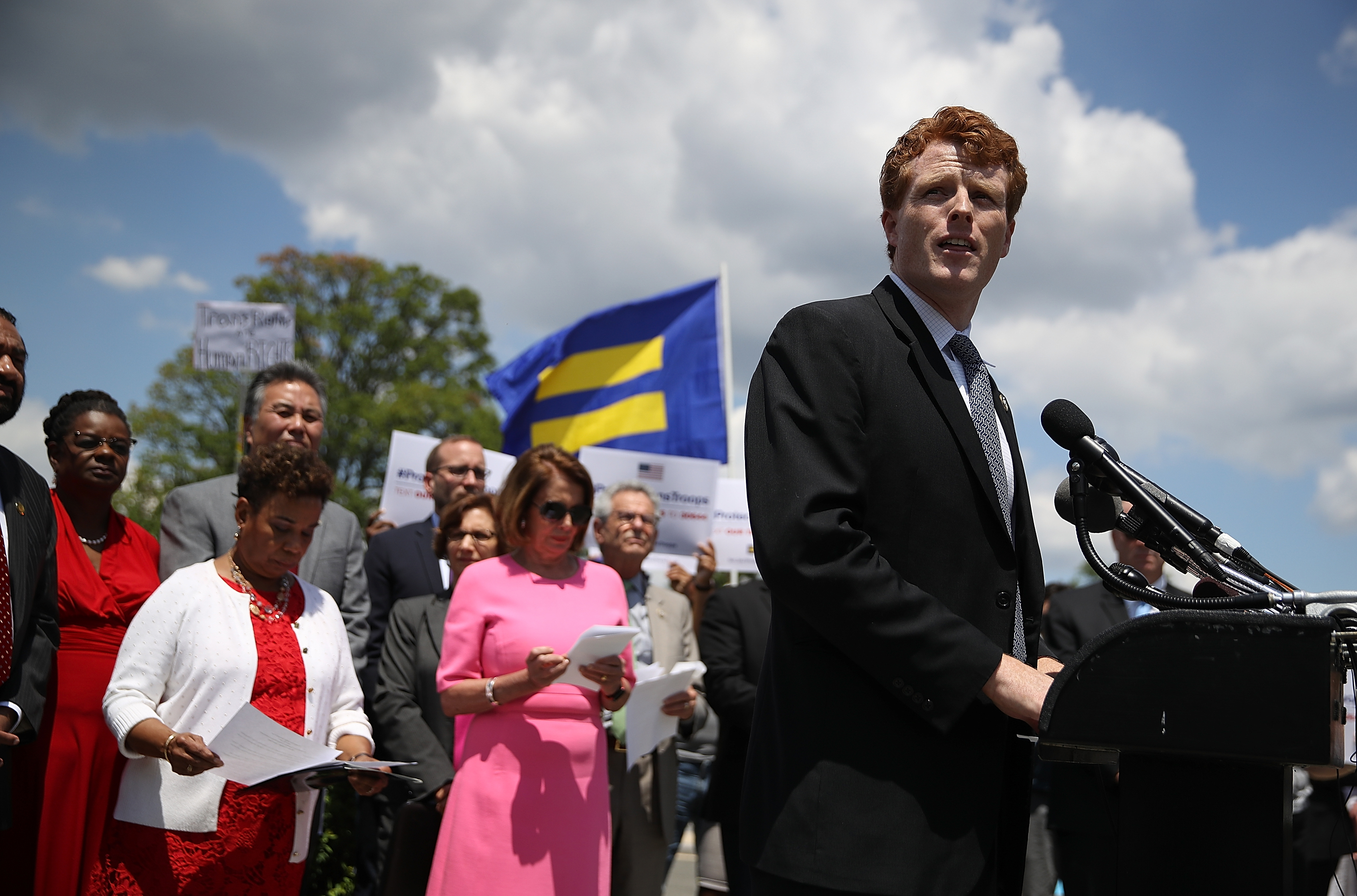 Joe Kennedy's potential primary challenge to Ed Markey, explained